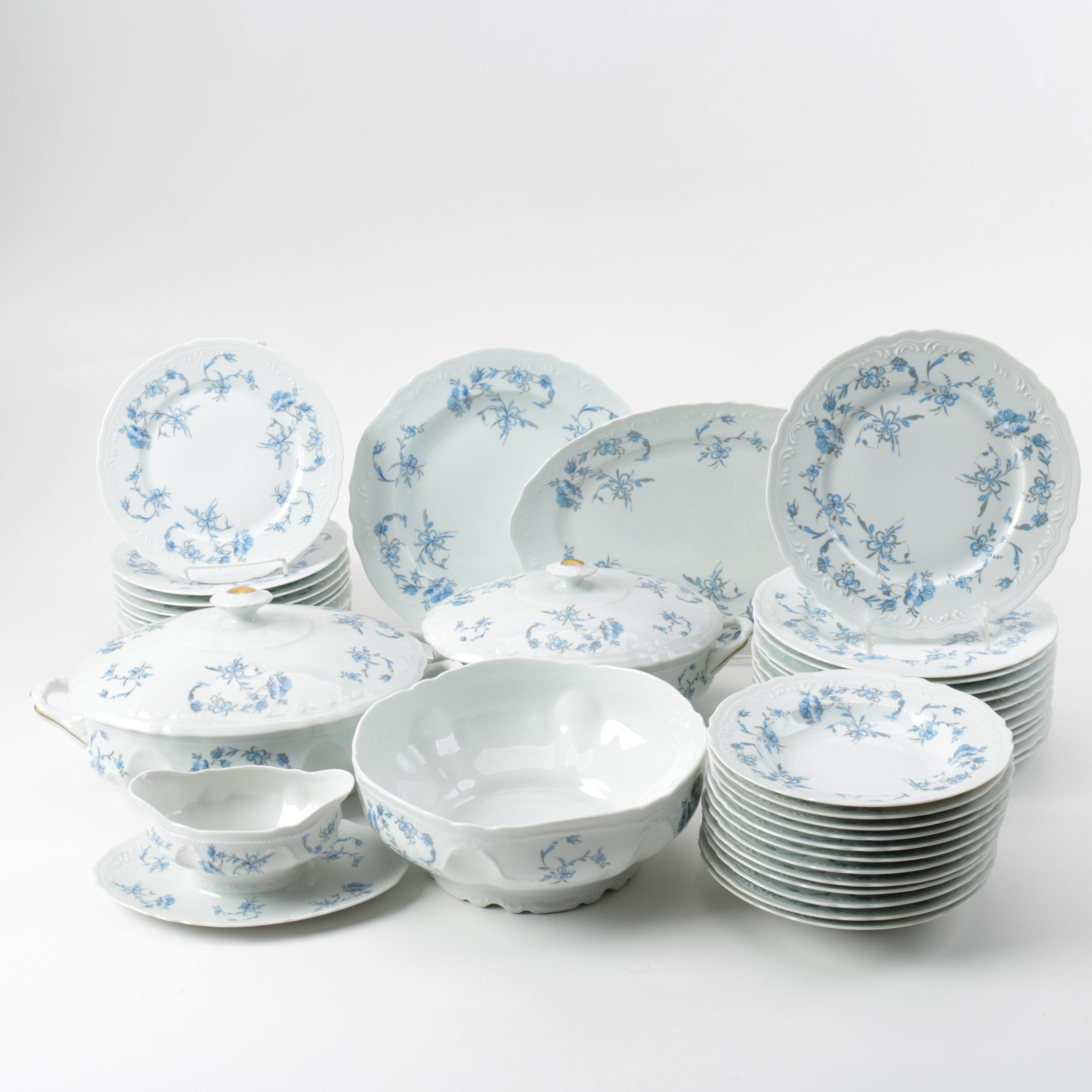 Royal Limoges Porcelain Tableware ... & Royal Limoges Porcelain Tableware : EBTH