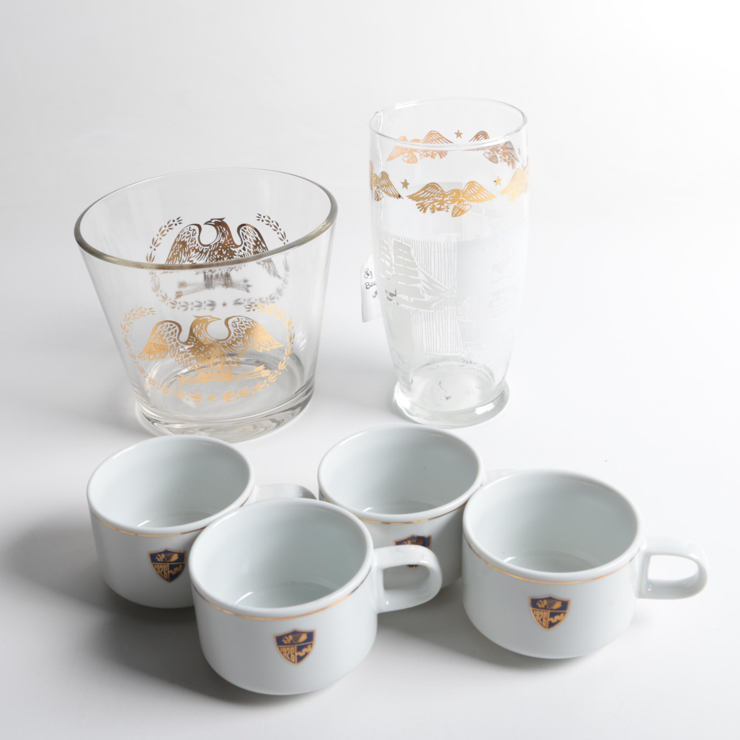 Abco Tableware Coffee Mugs and Glassware