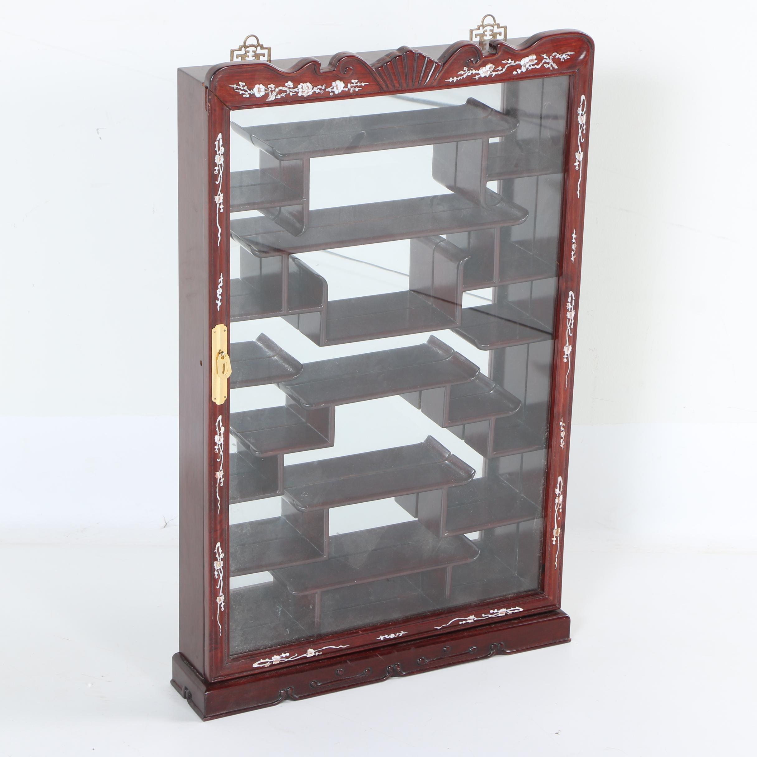 Hanging Display Cabinet