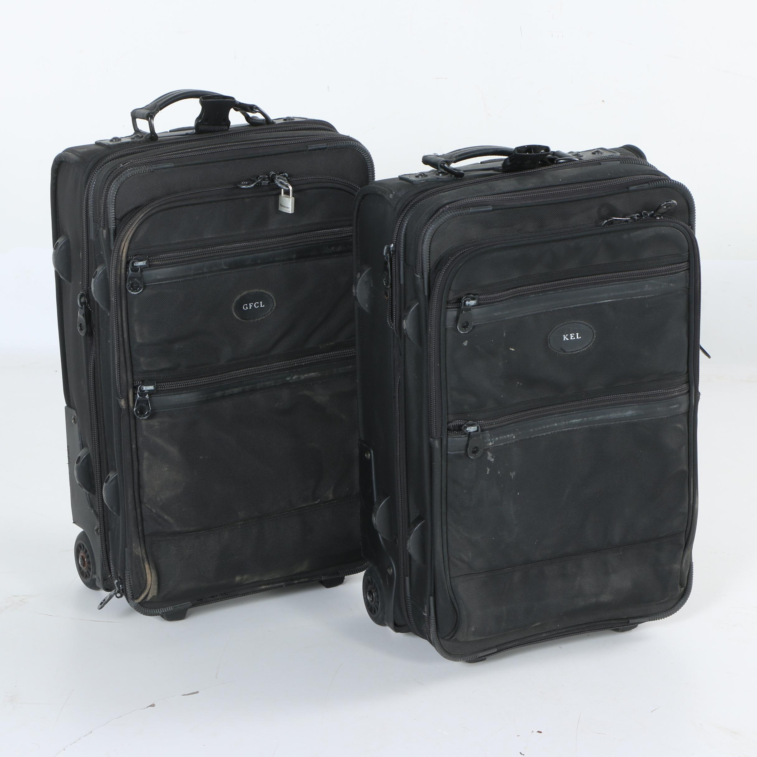 Black Suitcases by DuPont