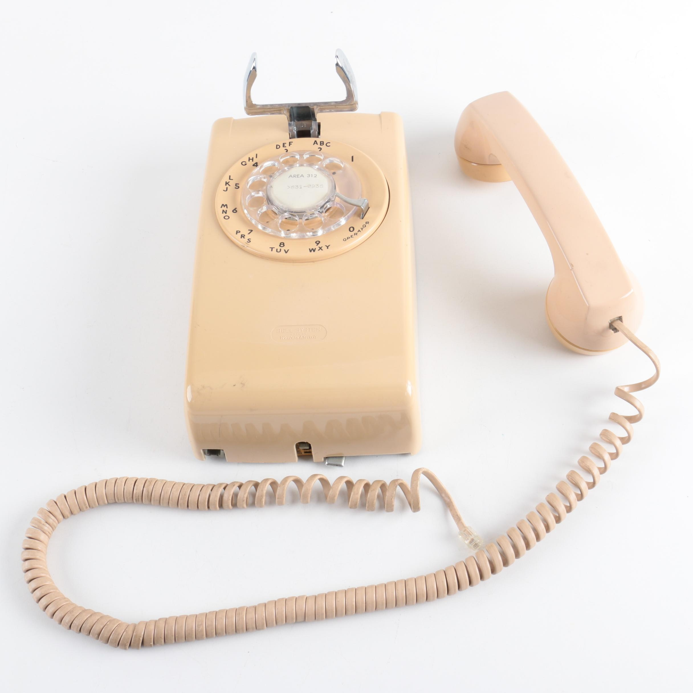Vintage Bell System Telephone by Western Electric