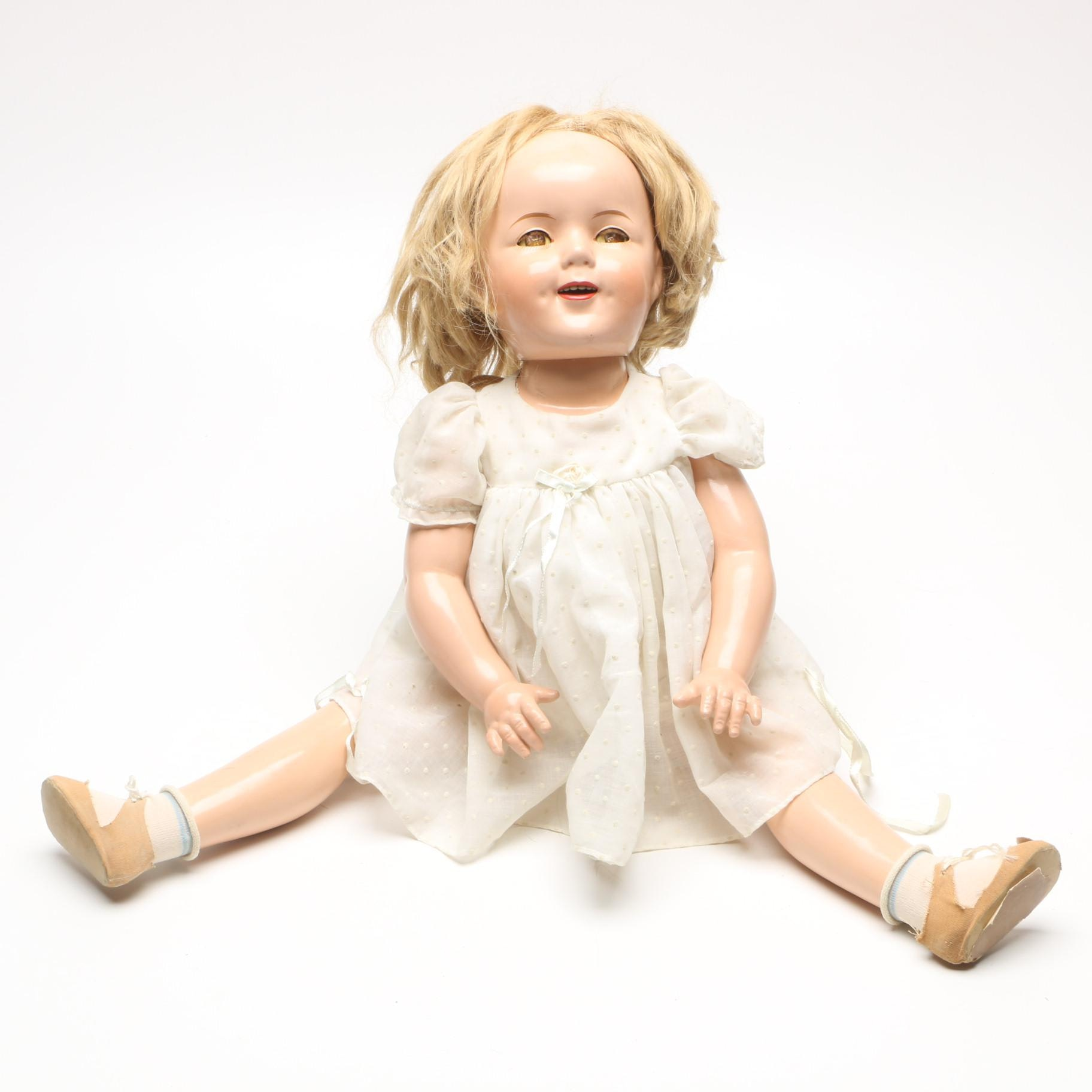 Original 1930s Shirley Temple doll