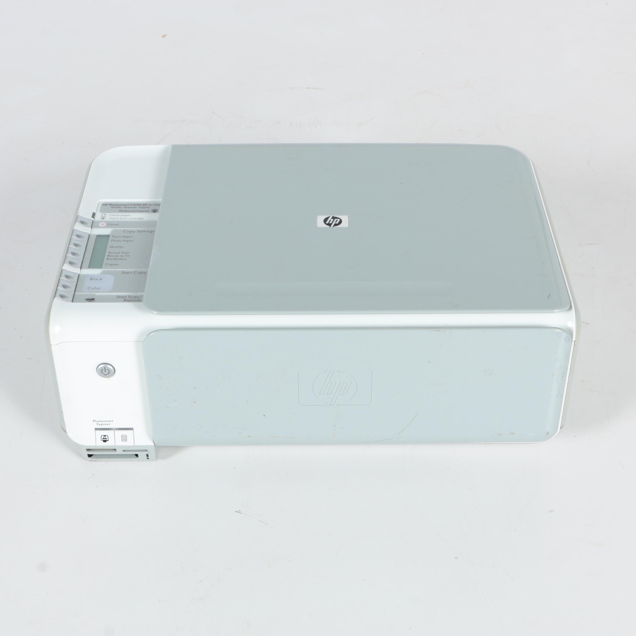 HP PHOTOSMART C3150 ALL-IN-ONE DESCARGAR CONTROLADOR