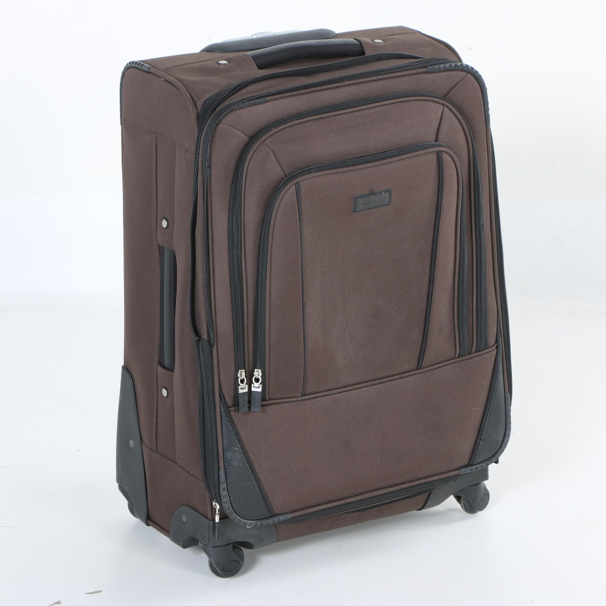 Brown Suitcase by Chaps