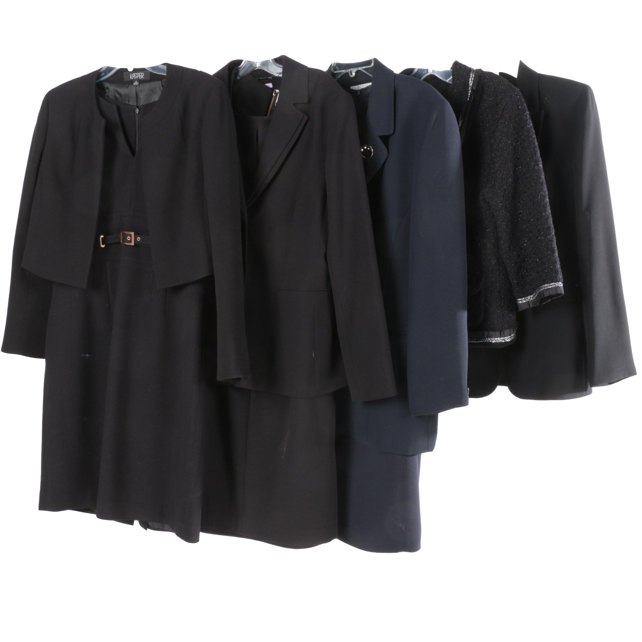 Women S Dress Suits And Jackets Including Calvin Klein Ebth