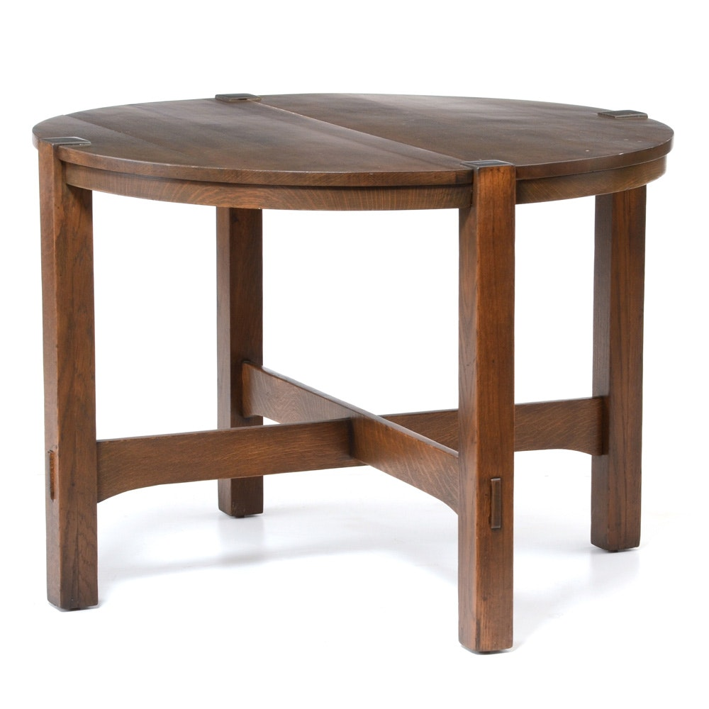 Robert Mitchell Furniture Walnut Accent Table ...