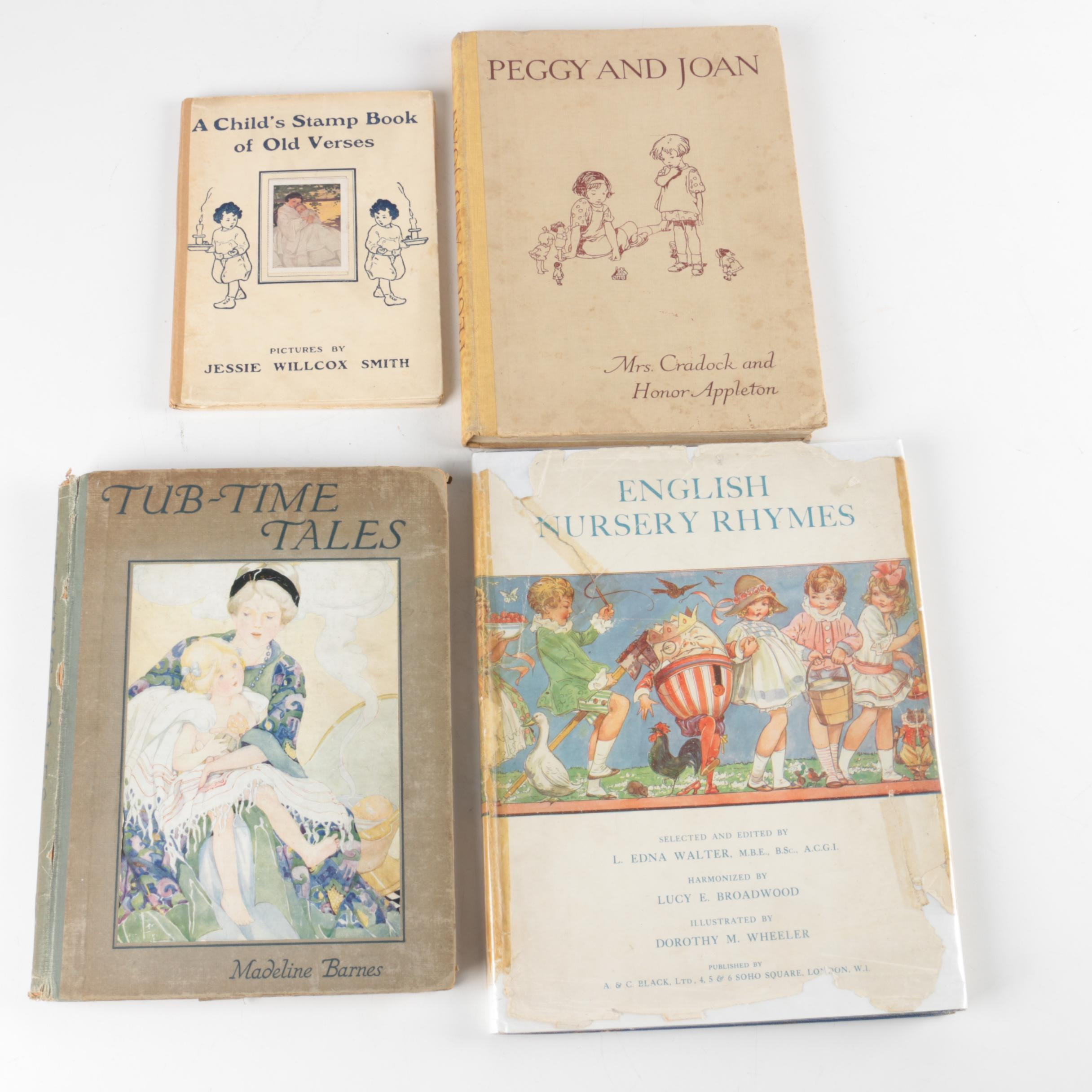 Vintage and Antique Children's Books