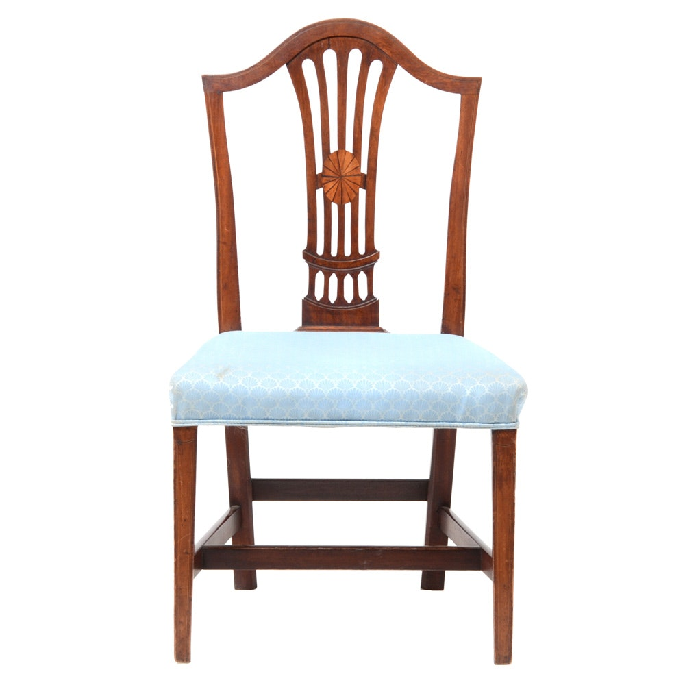 Hepplewhite Period Side Chair