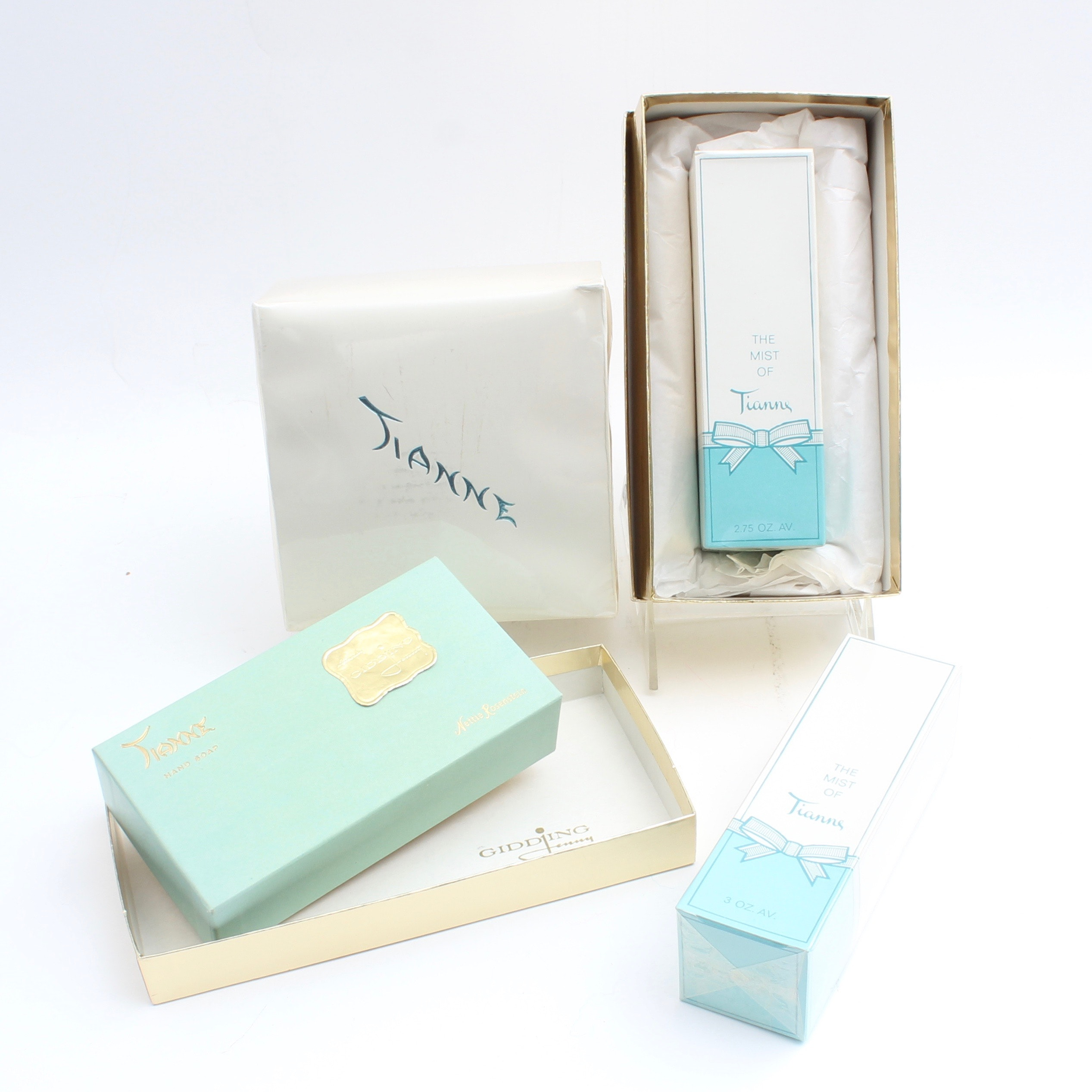 """Original Gidding Jenny """"Tianne"""" Fragrance and Other Body Products"""