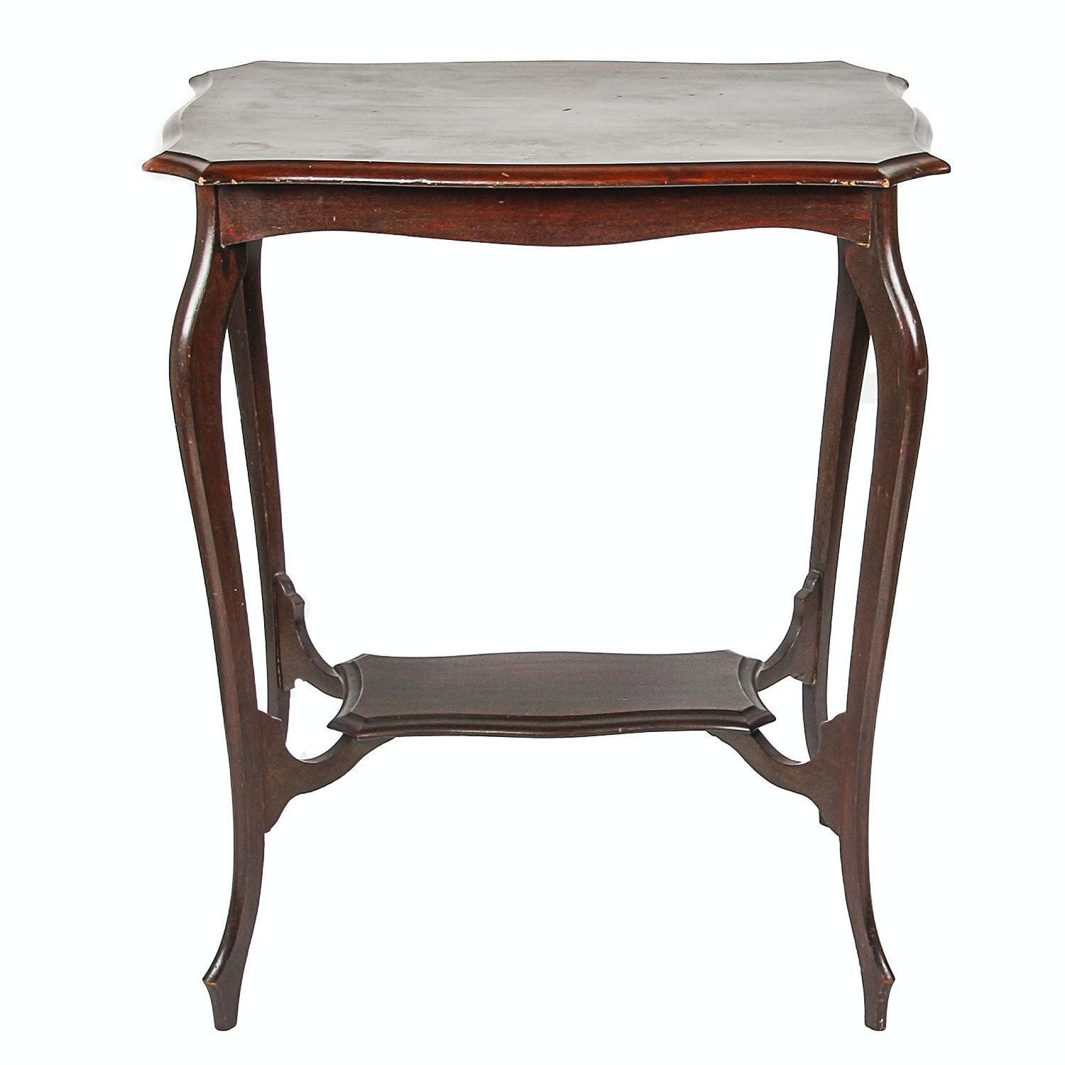 Victorian Style Accent Table