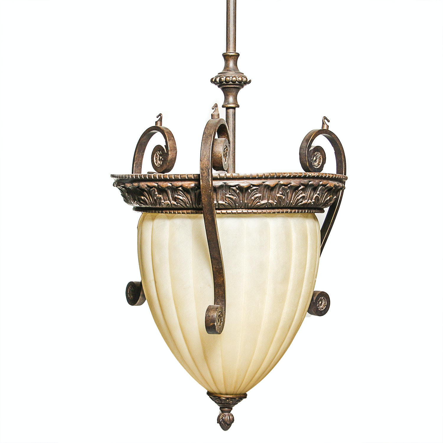 Classical Style Hanging Pendant Light Fixture
