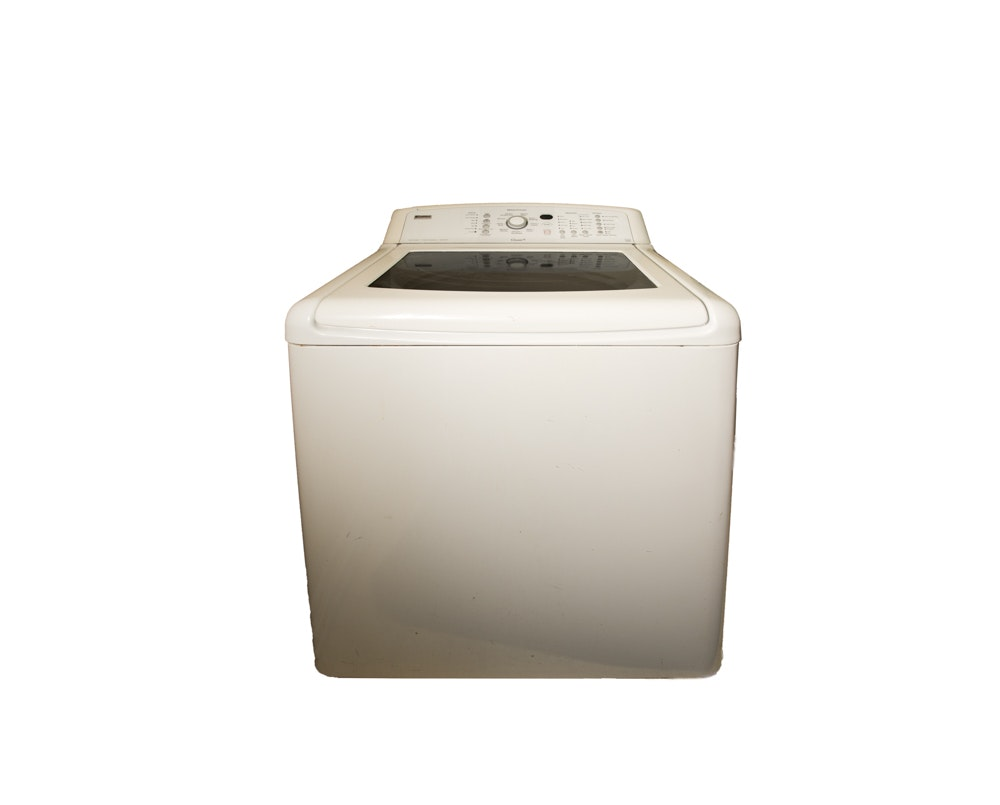 Kenmore Elite Washing Machine