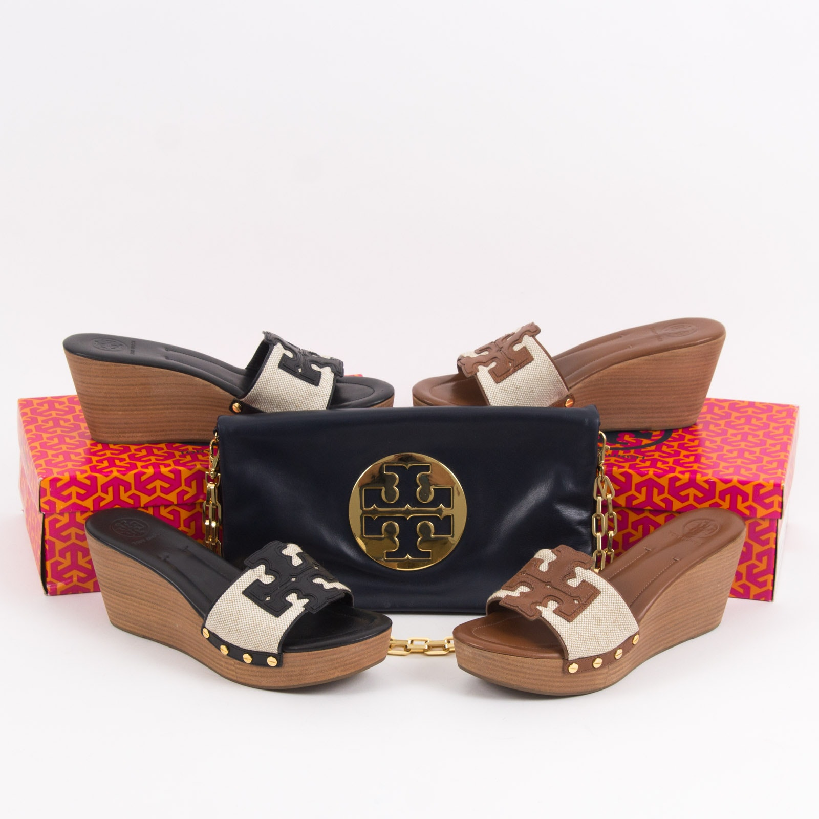 Tory Burch Shoes and Purse