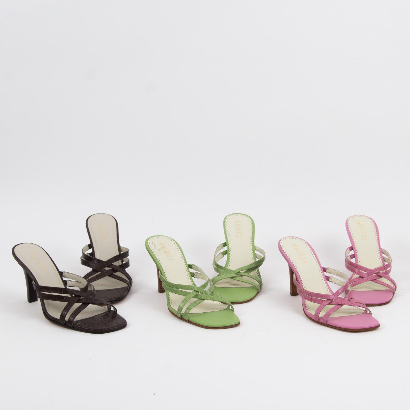 Lauren Ralph Lauren Sandals