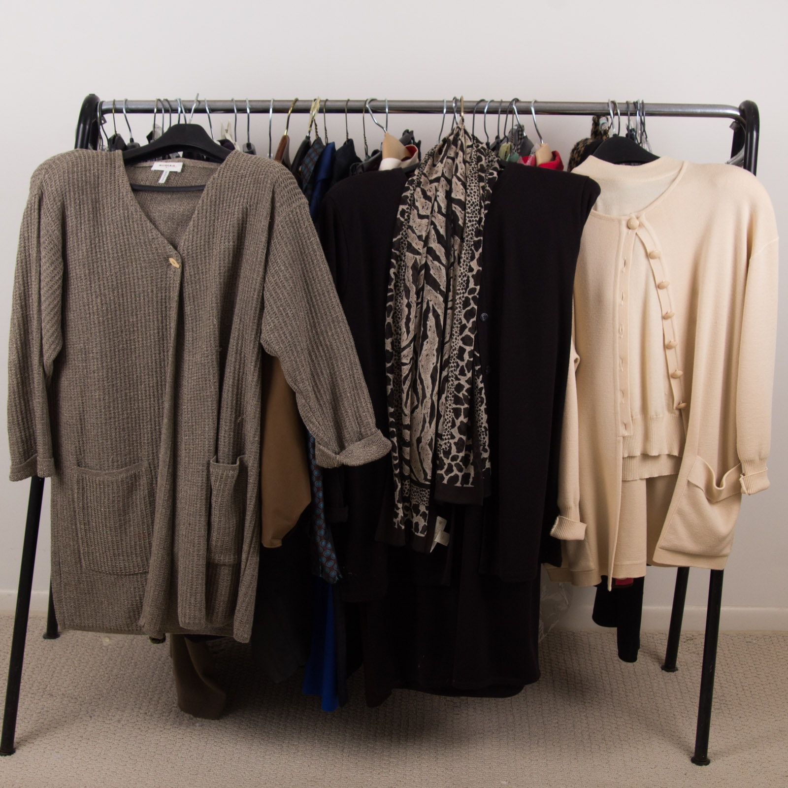 Women's Clothing Including Tory Burch and Dior