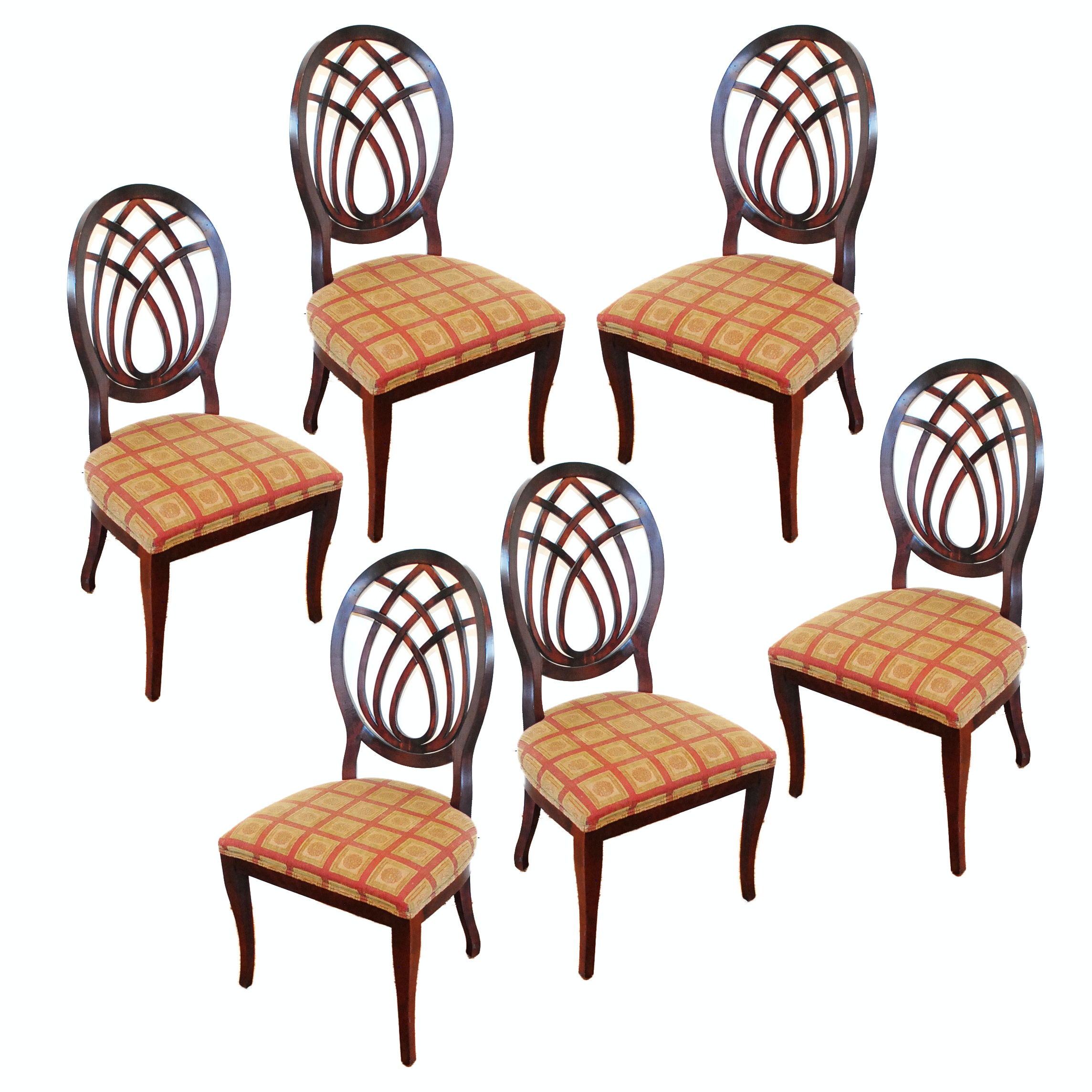 Set of Contemporary Dining Chairs