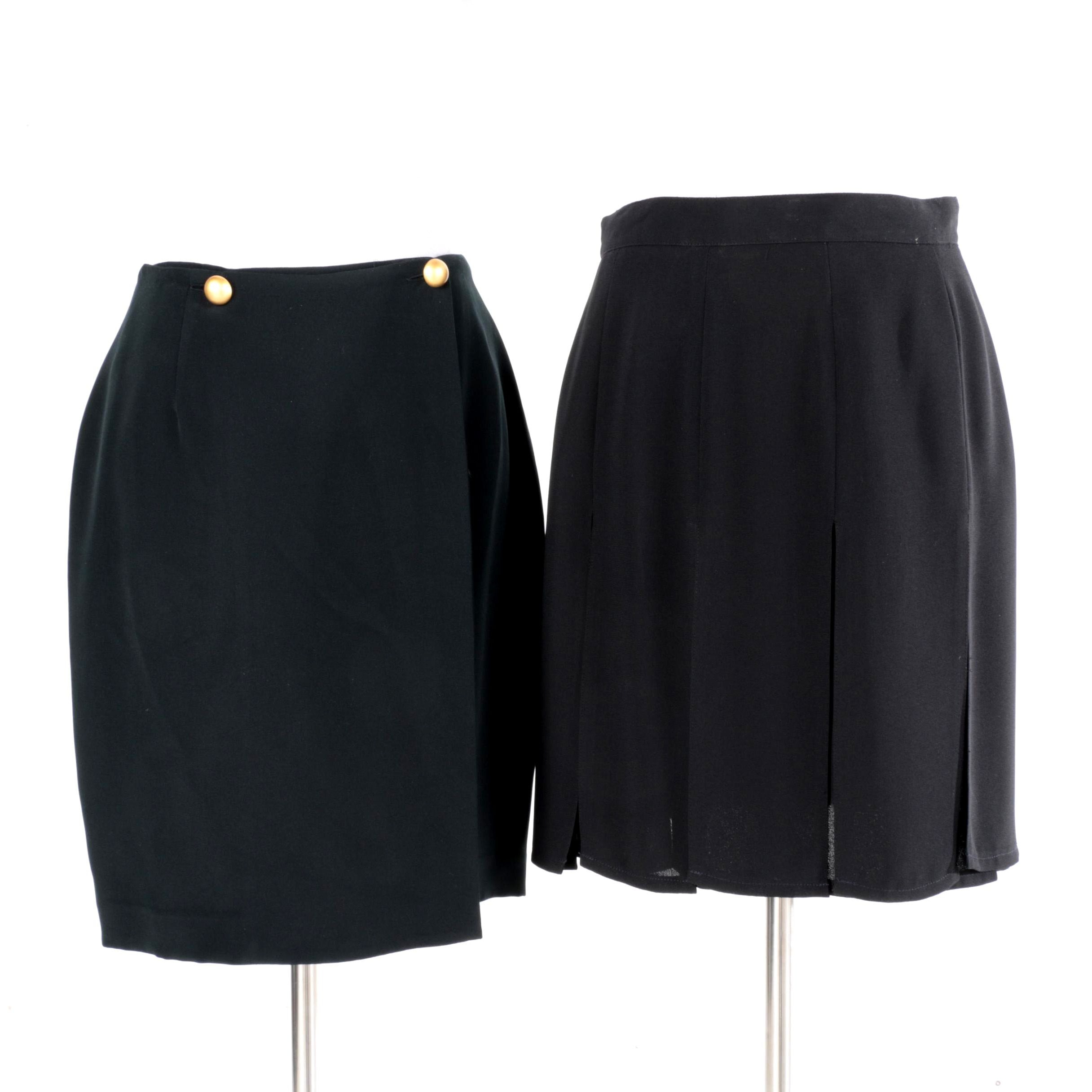 Women's Black Skirts Featuring Item... and Carmelo Pomodoro