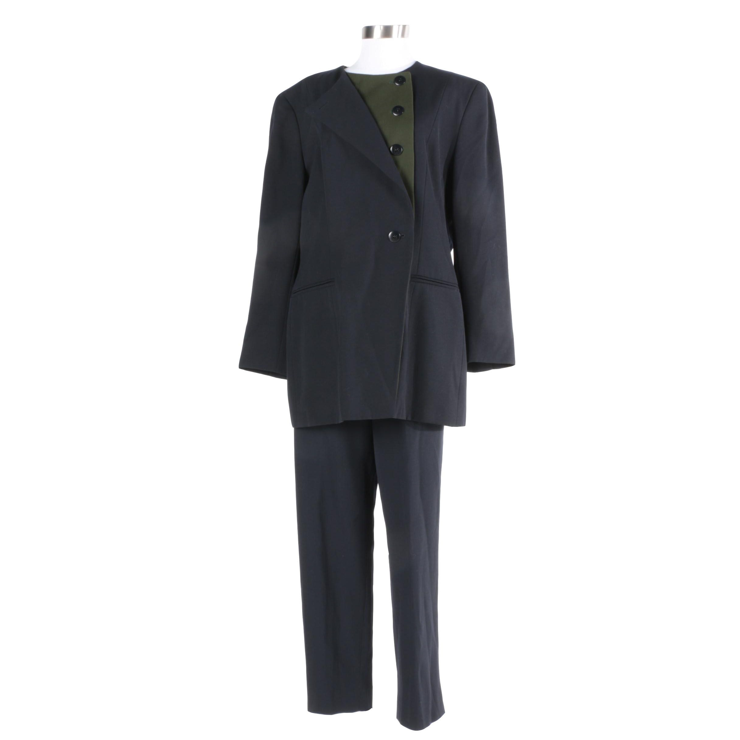 Escada Pants Suit