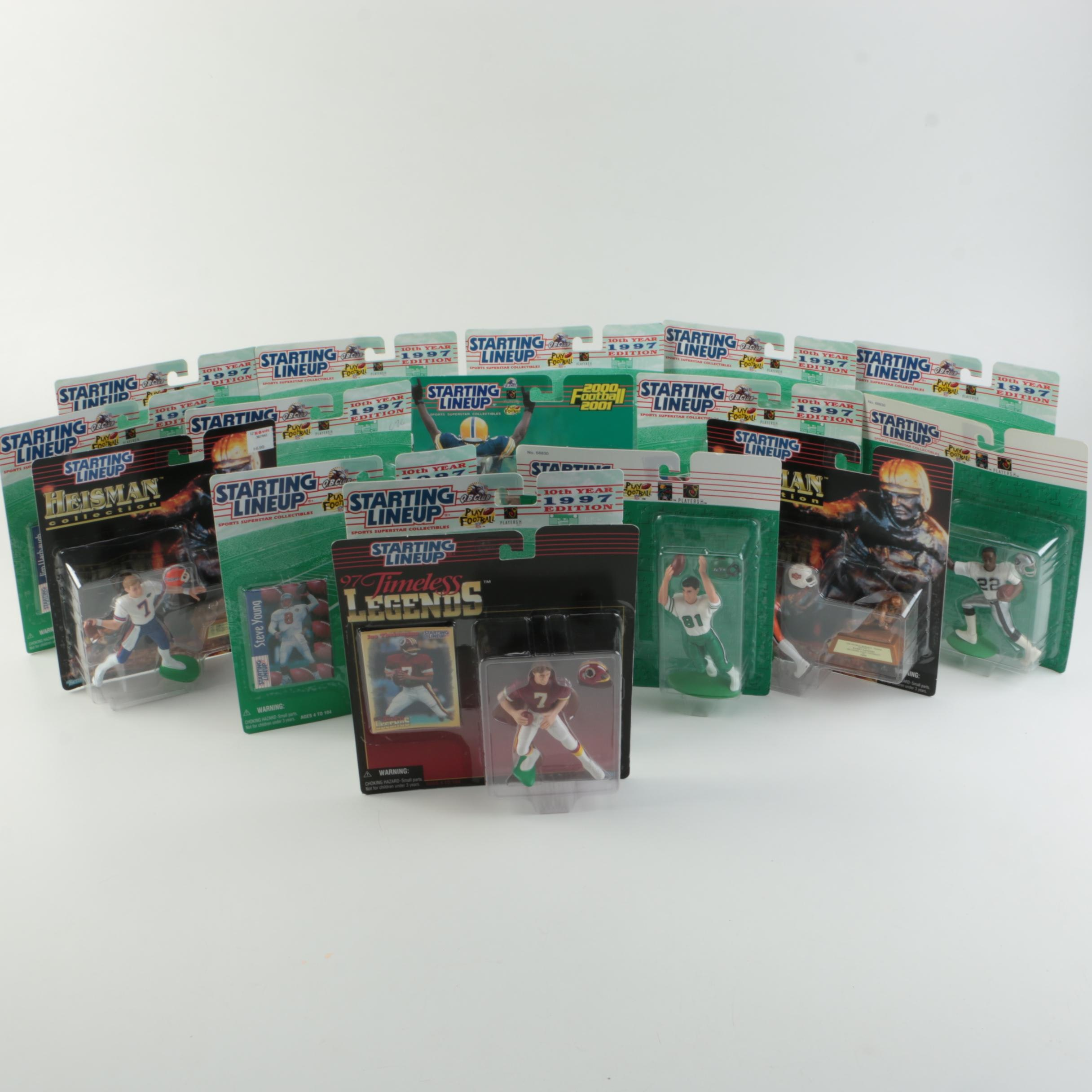 Starting Lineup NFL Action Figures