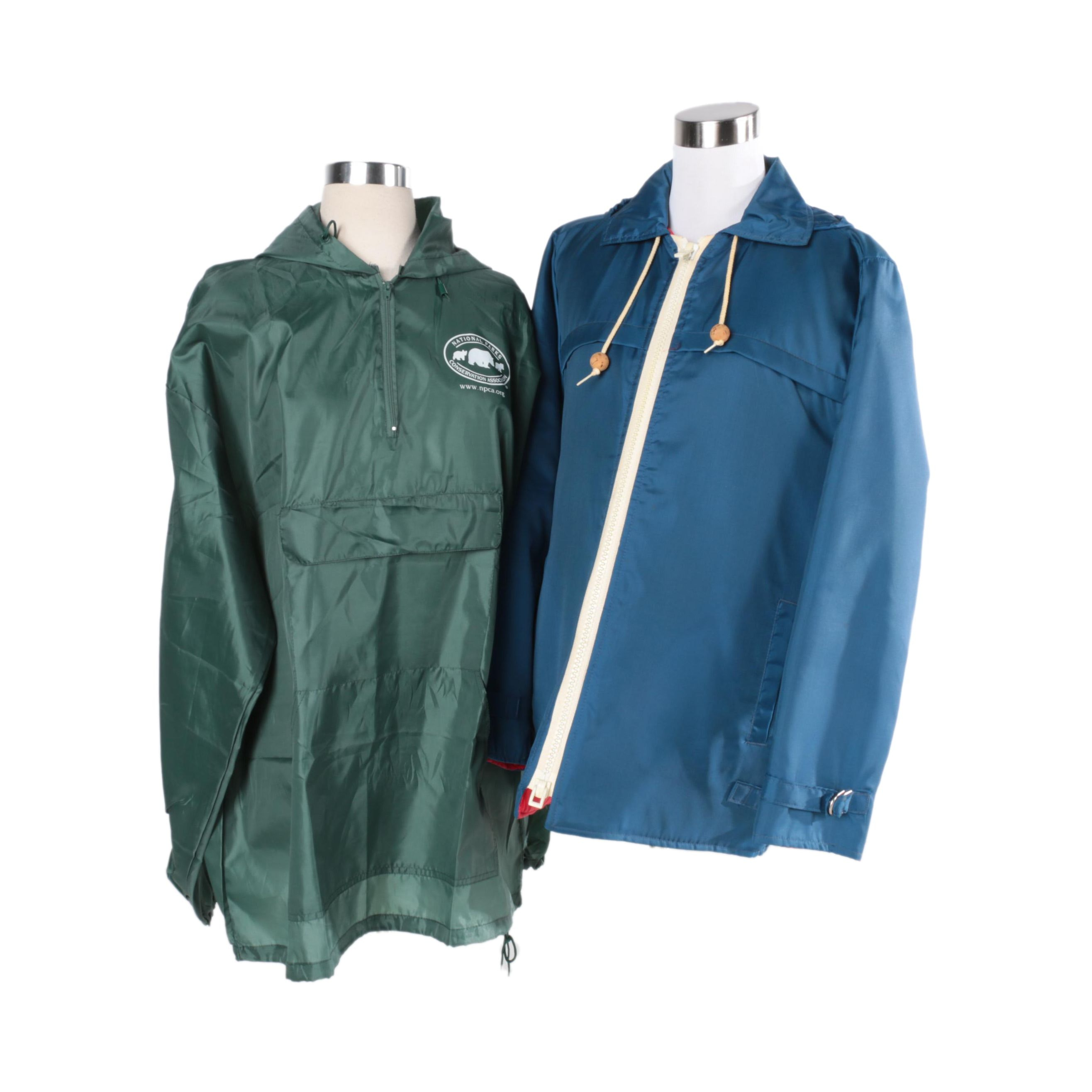 Women's Windbreakers Including L.L. Bean