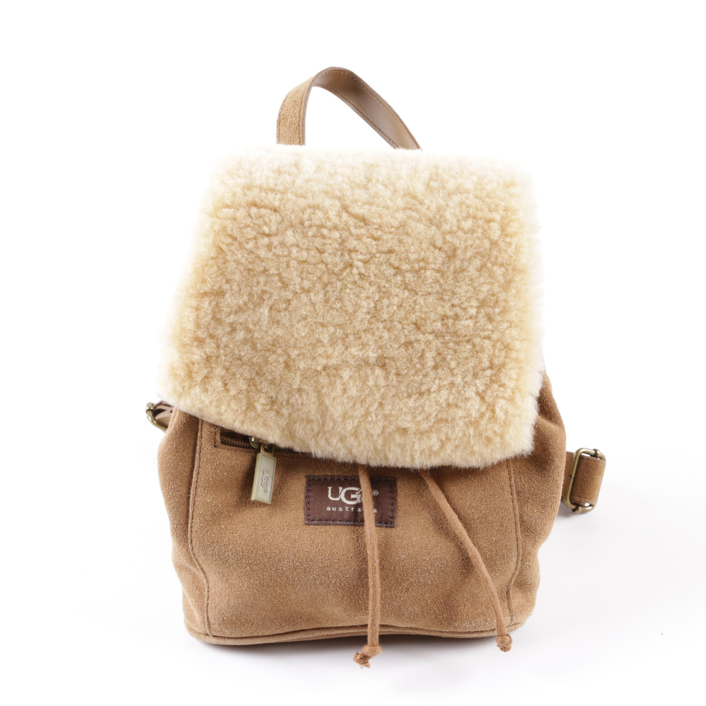 Ugg Australia Baby Mini Drawstring Backpack