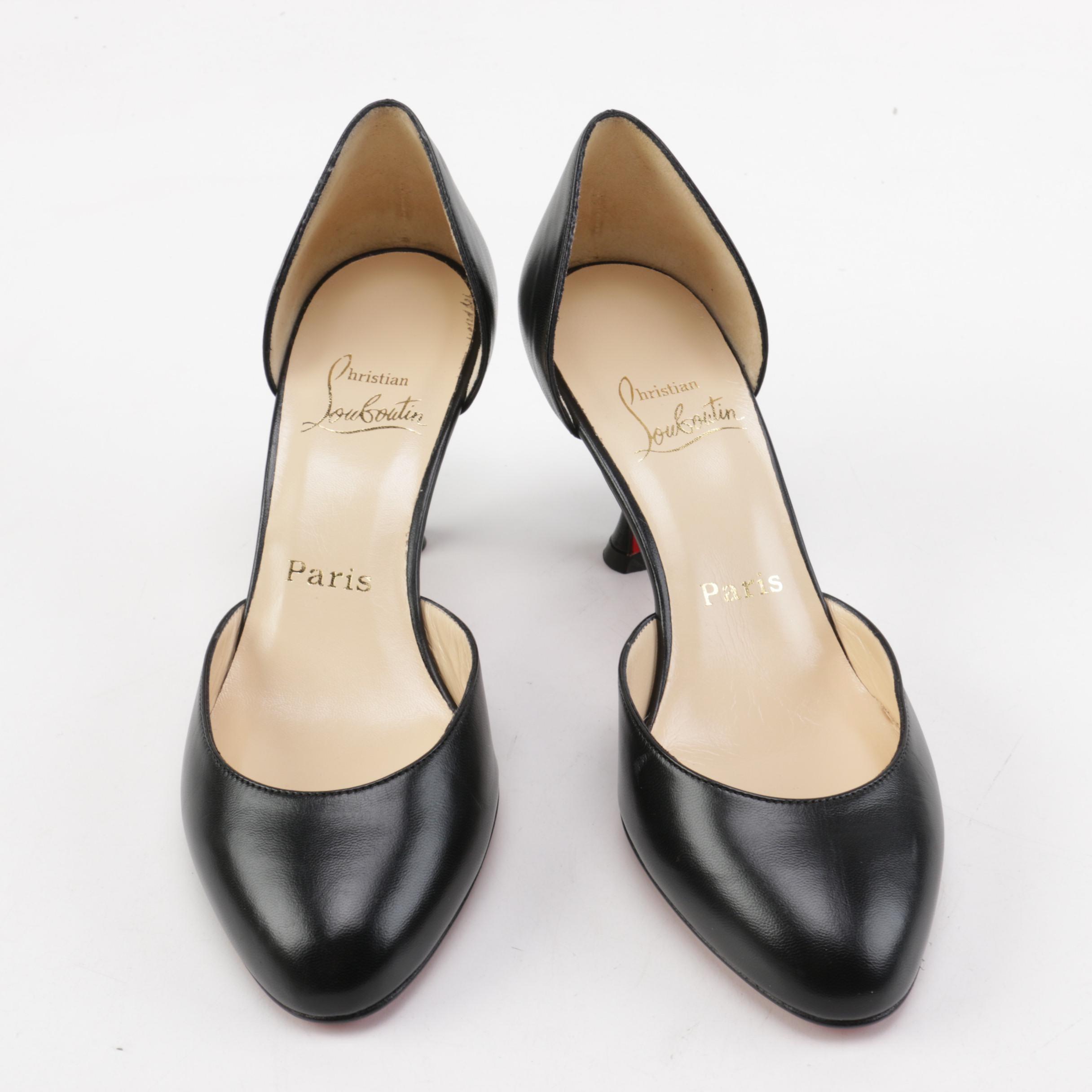 Christian Louboutin d'Orsay Heels