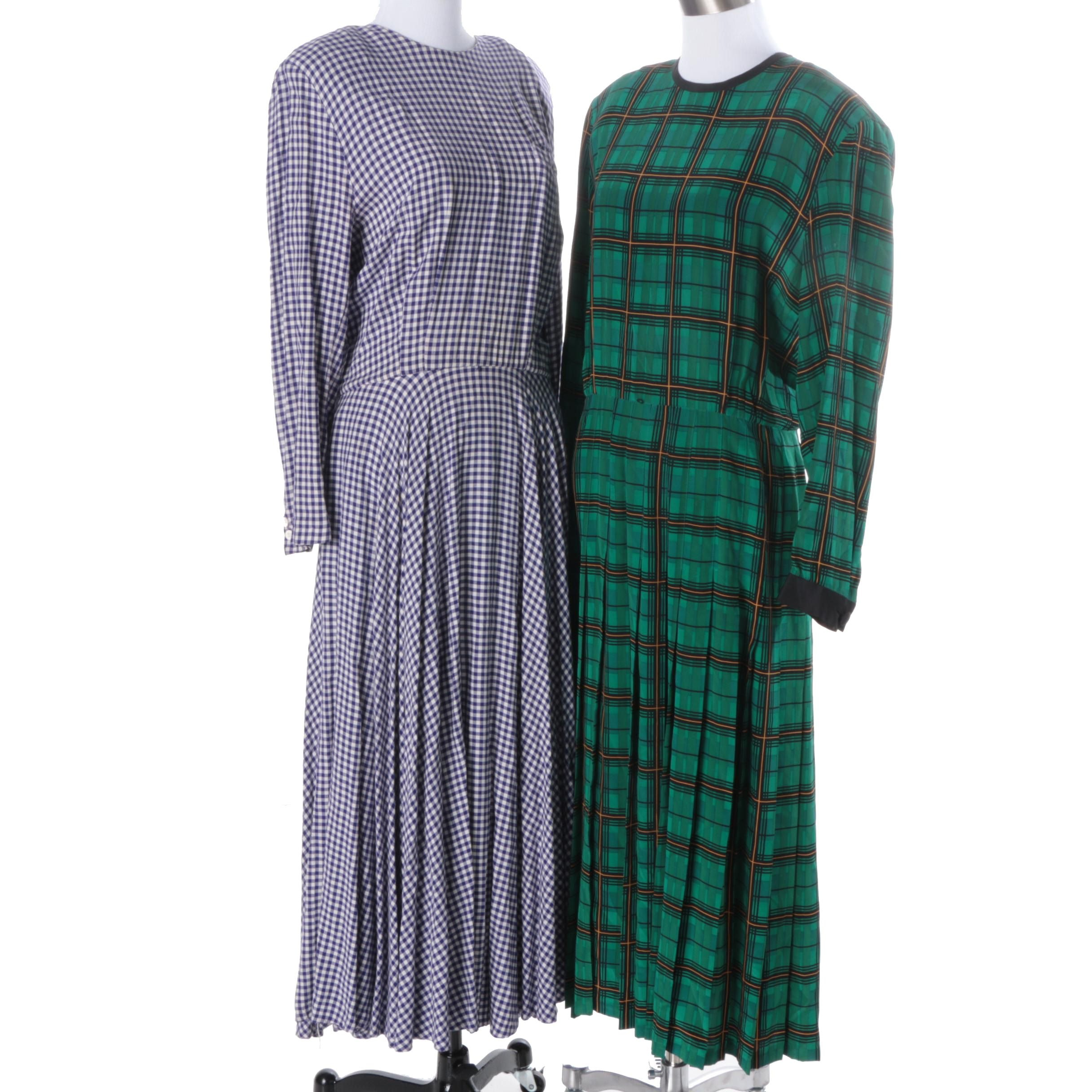 Two Dresses Including Liz Claiborne