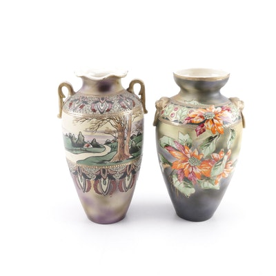 Vintage Decorative Vases Antique Vases In Fashion Housewares