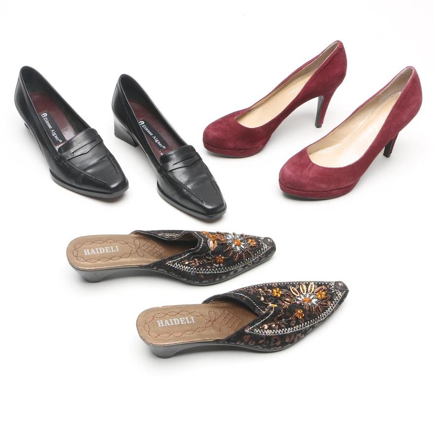9f103c0230c0 Women s Shoe Variety   EBTH