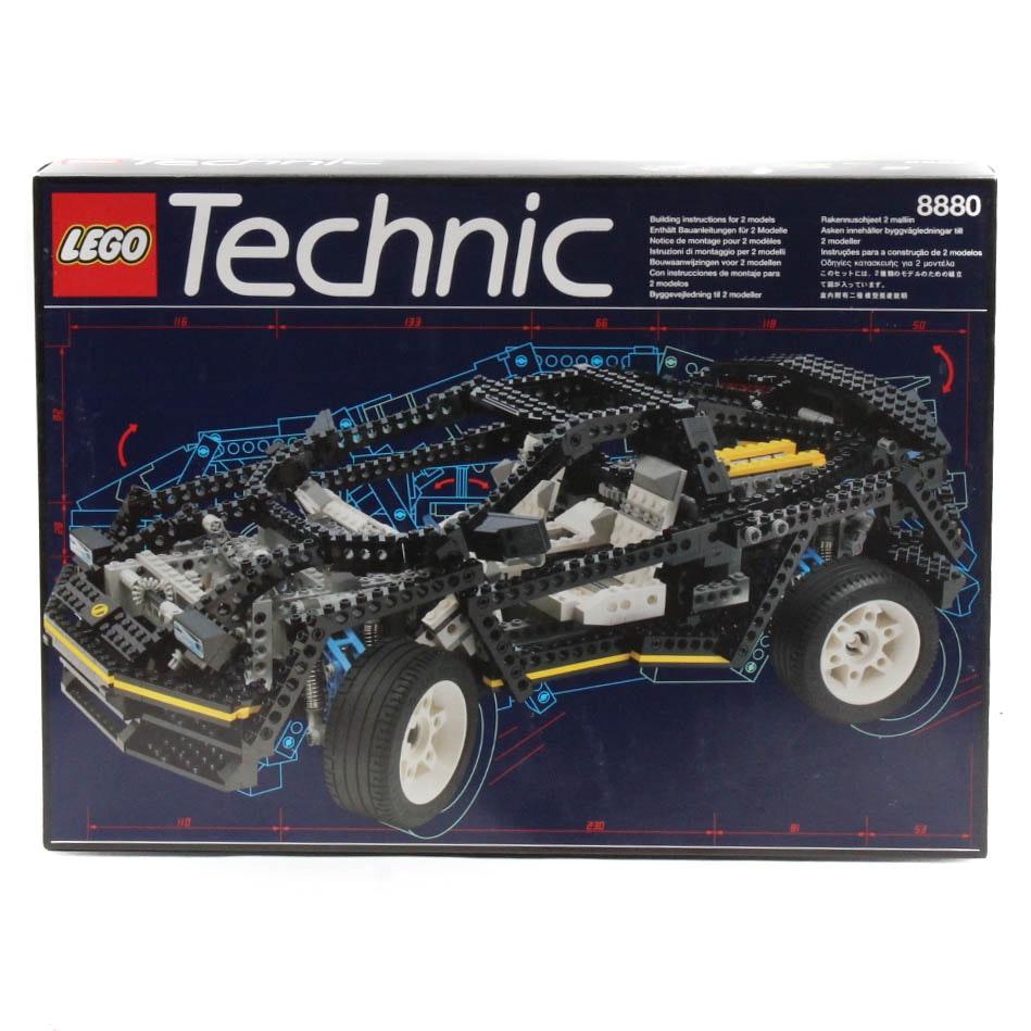 Lego Technic 8880 Building Kit