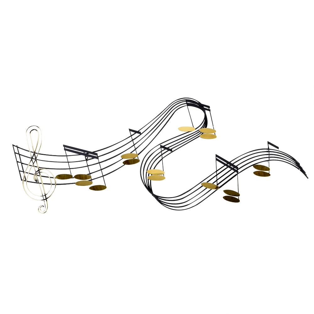 Musical Motif Wall Hanging