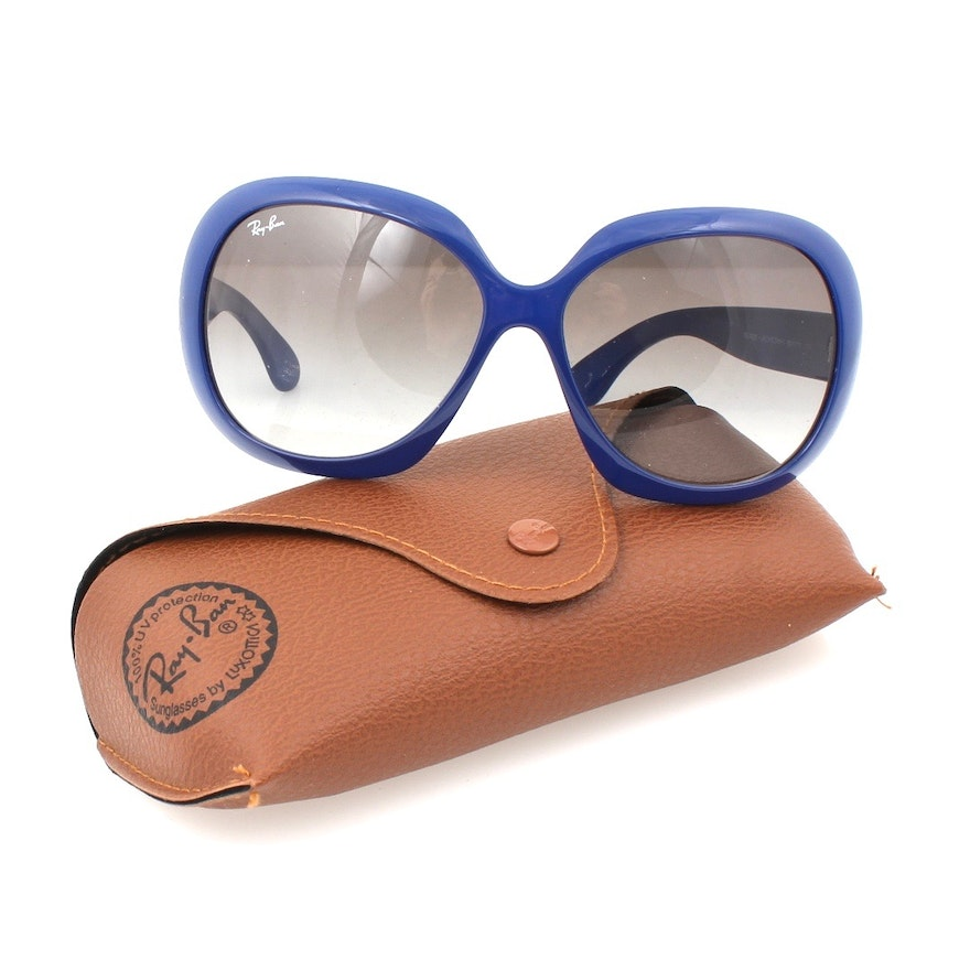 0421a7f957af Ray Ban Jackie Ohh Sunglasses   EBTH