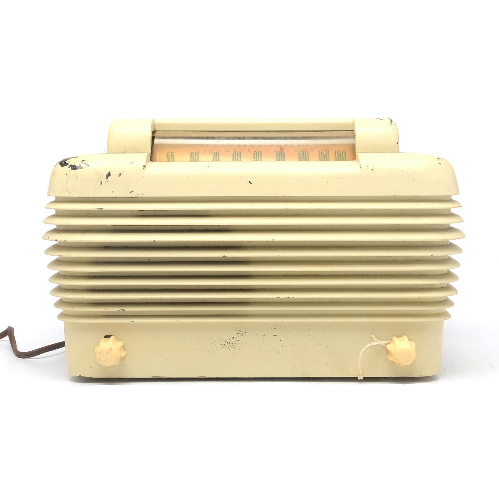 Stromberg-Carlson Radio