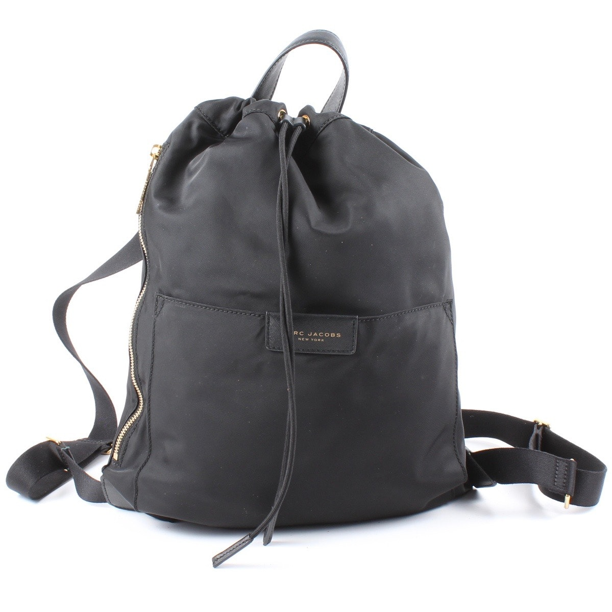 Marc by Marc Jacobs Black Nylon Backpack