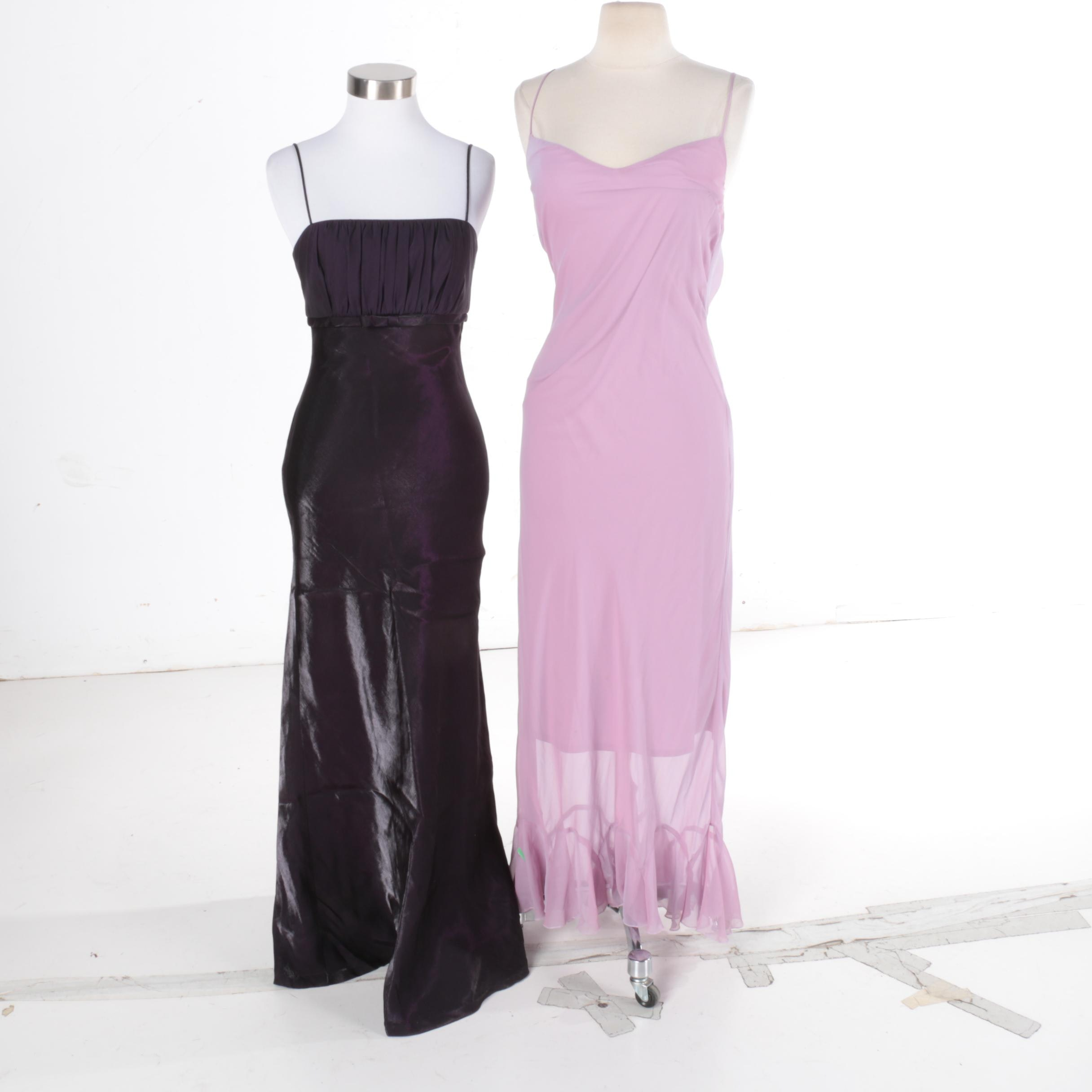 Evening Dresses Including Betsey Johnson
