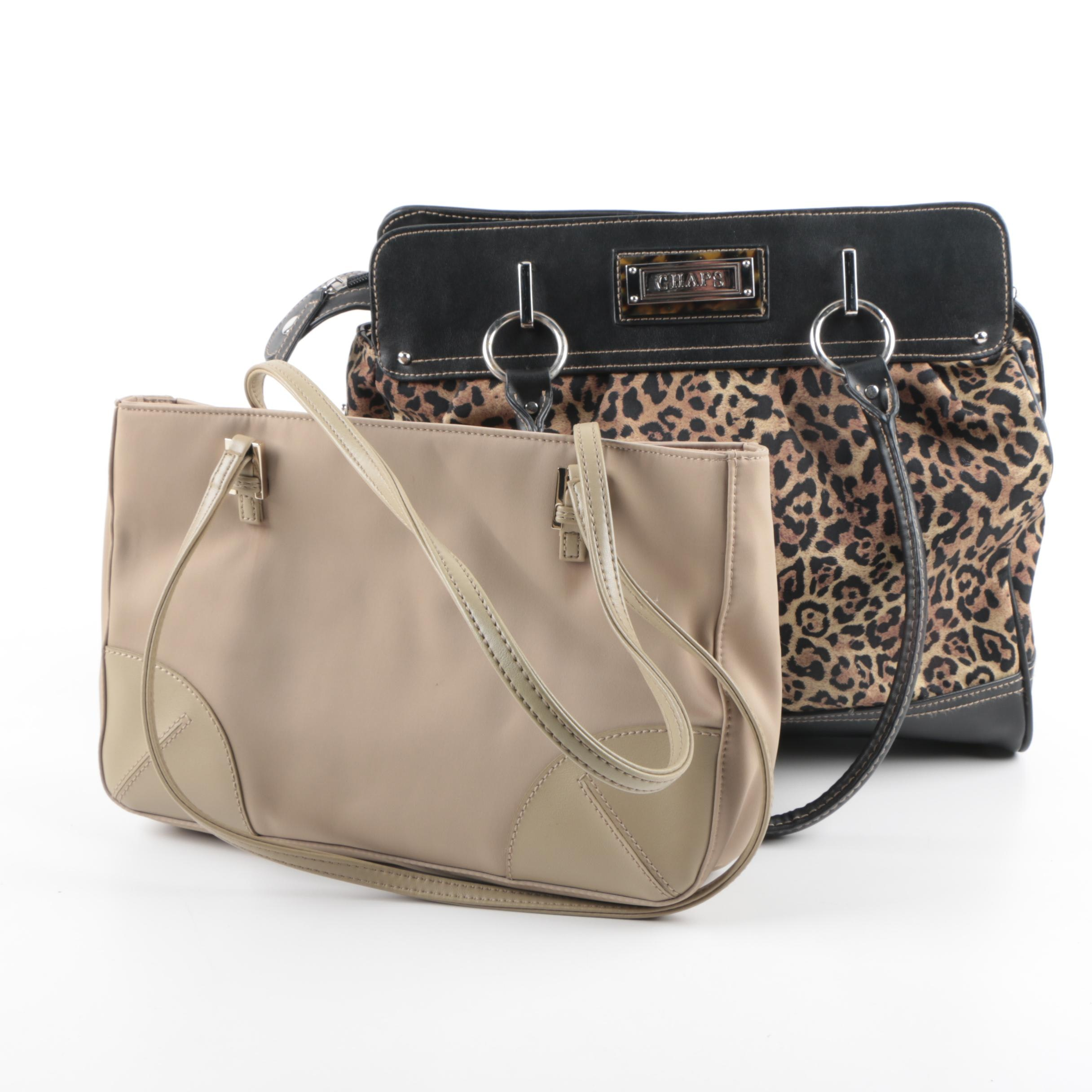 Ralph Lauren Chaps and Liz Claiborne Handbags