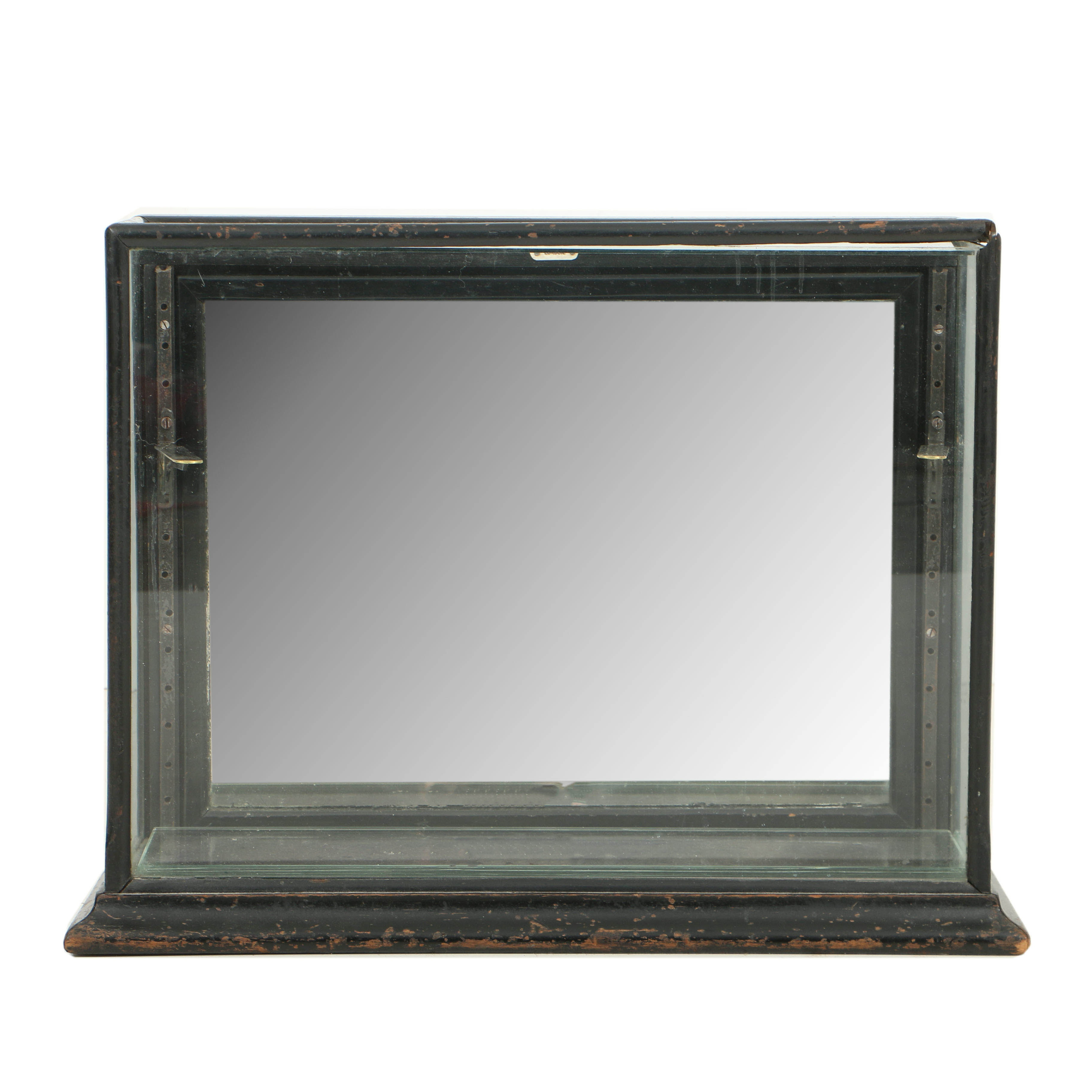 Antique Countertop Display Case by Potter & Sons of London, Circa 1900