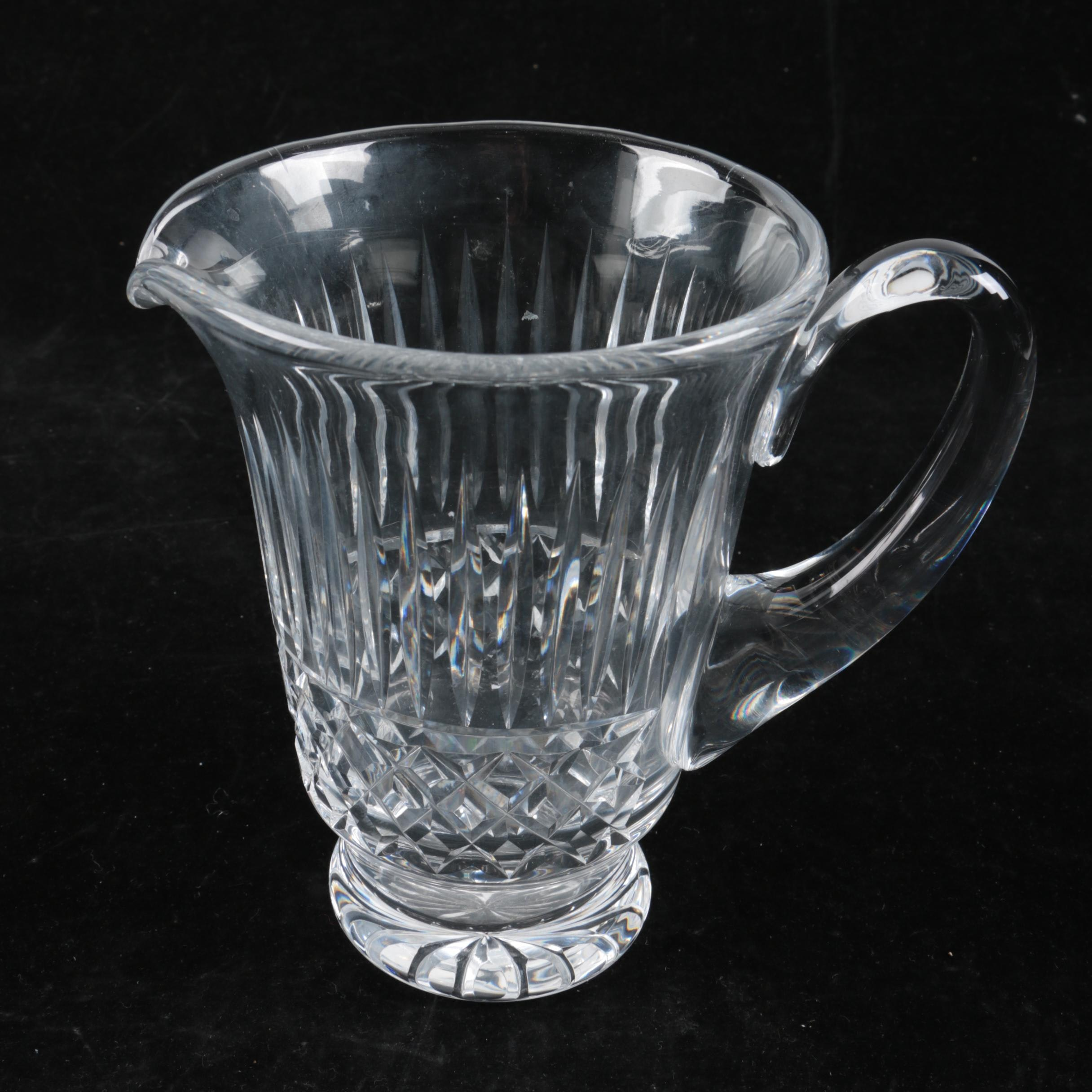 "Waterford Crystal ""Maeve"" Pitcher"