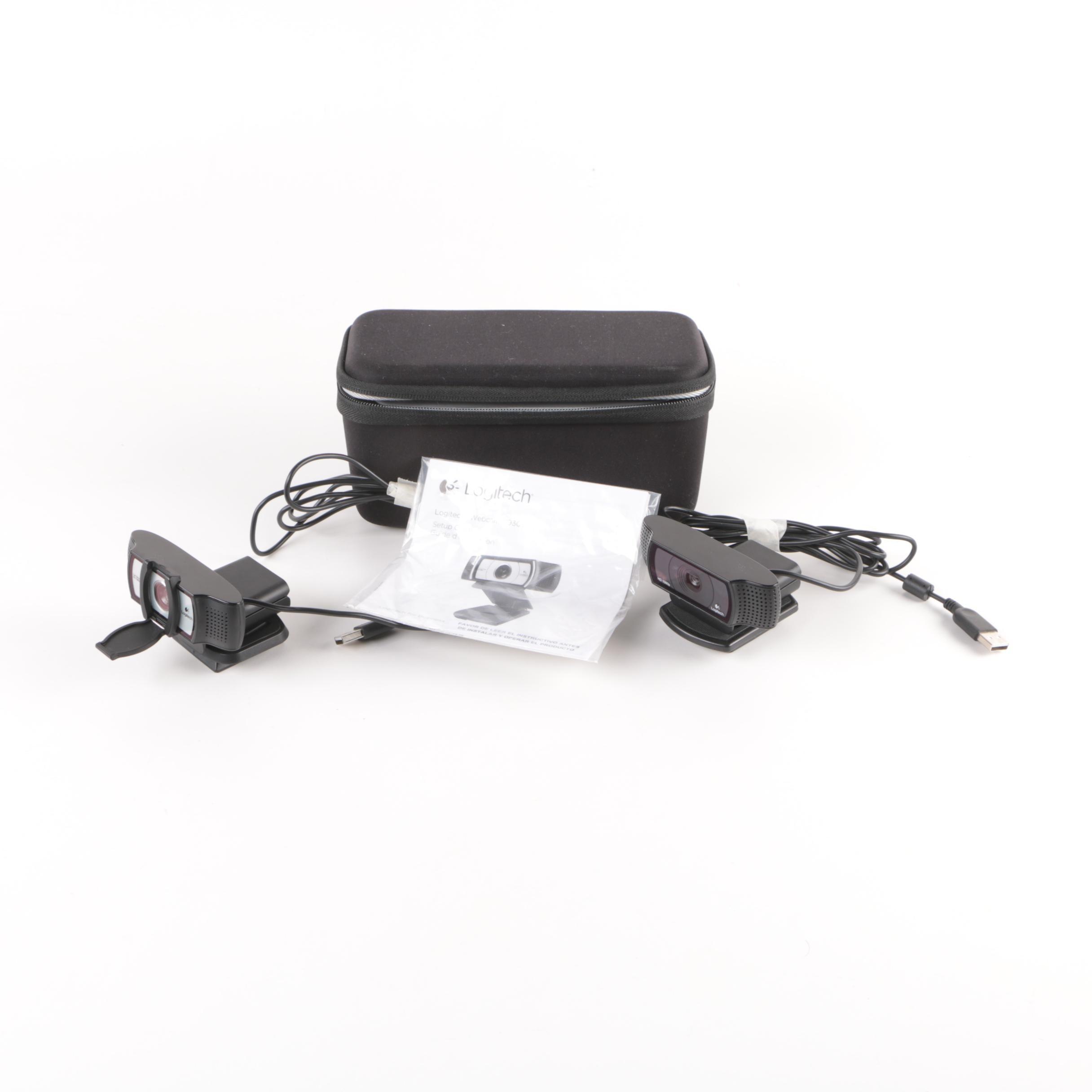Logitech Webcams