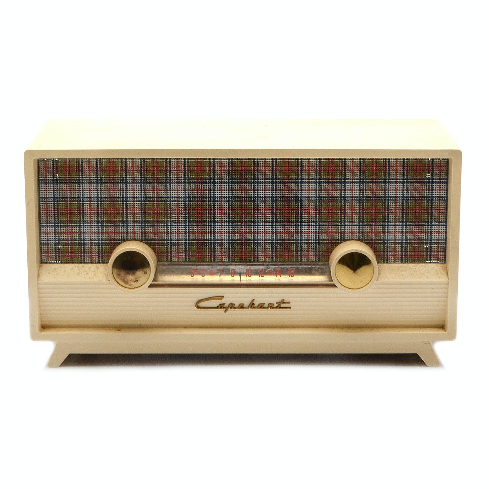 Vintage Capehart Radio