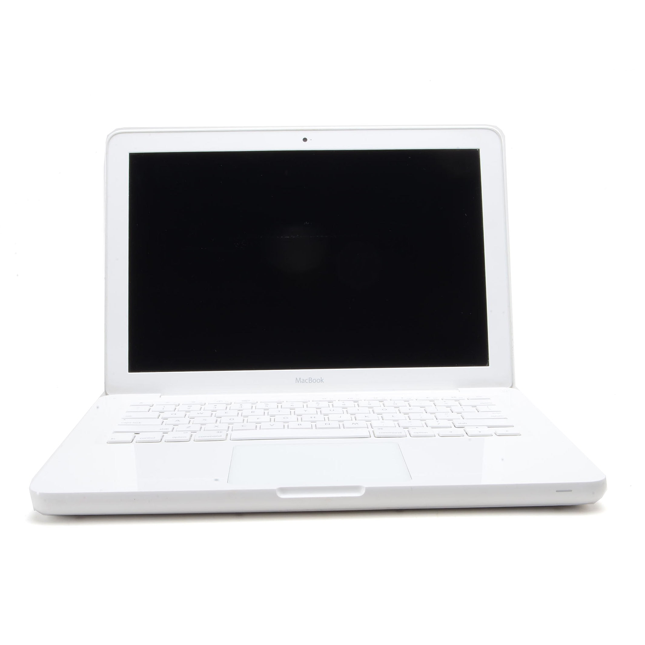 "13"" MacBook Laptop in White"