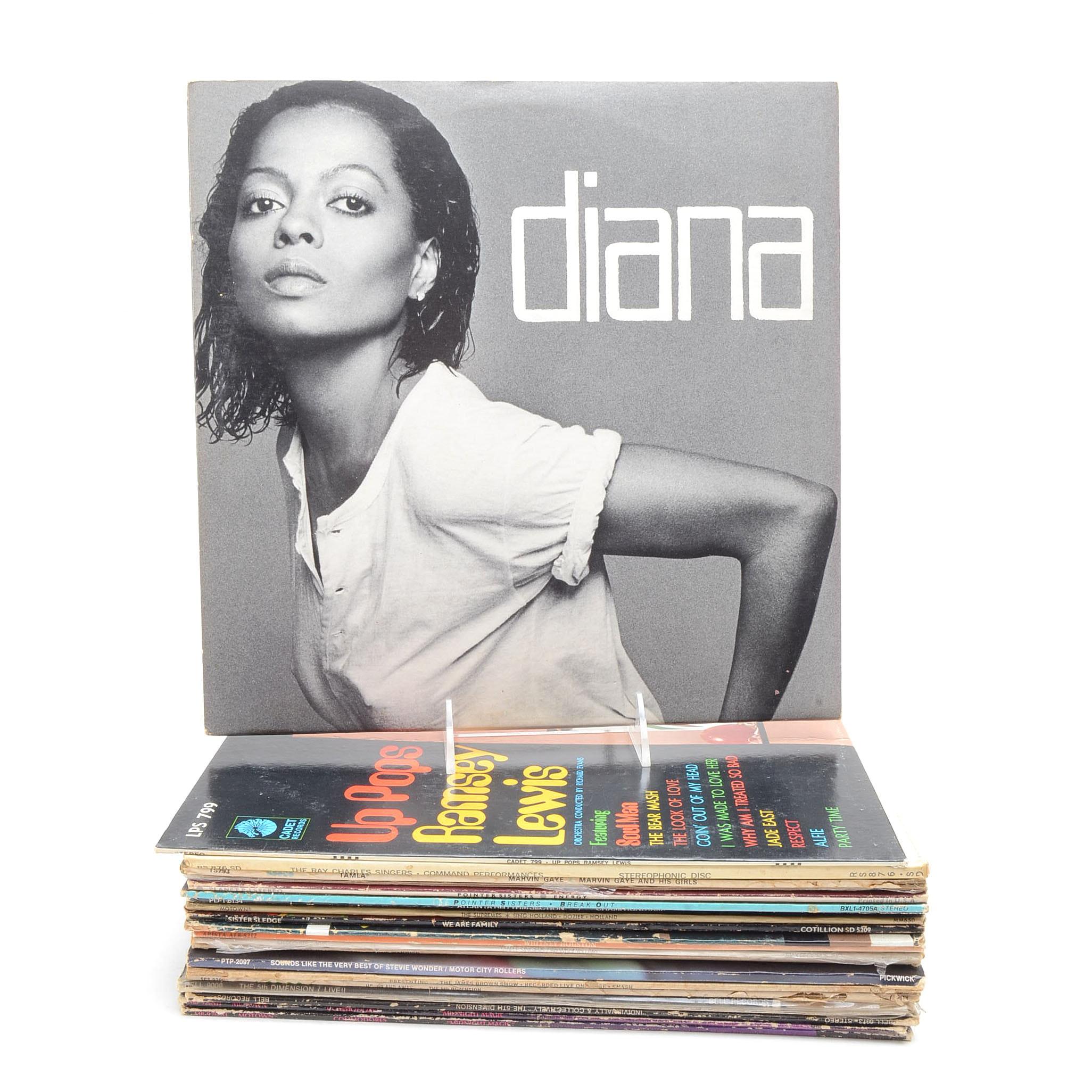 Soul and R&B Vinyl