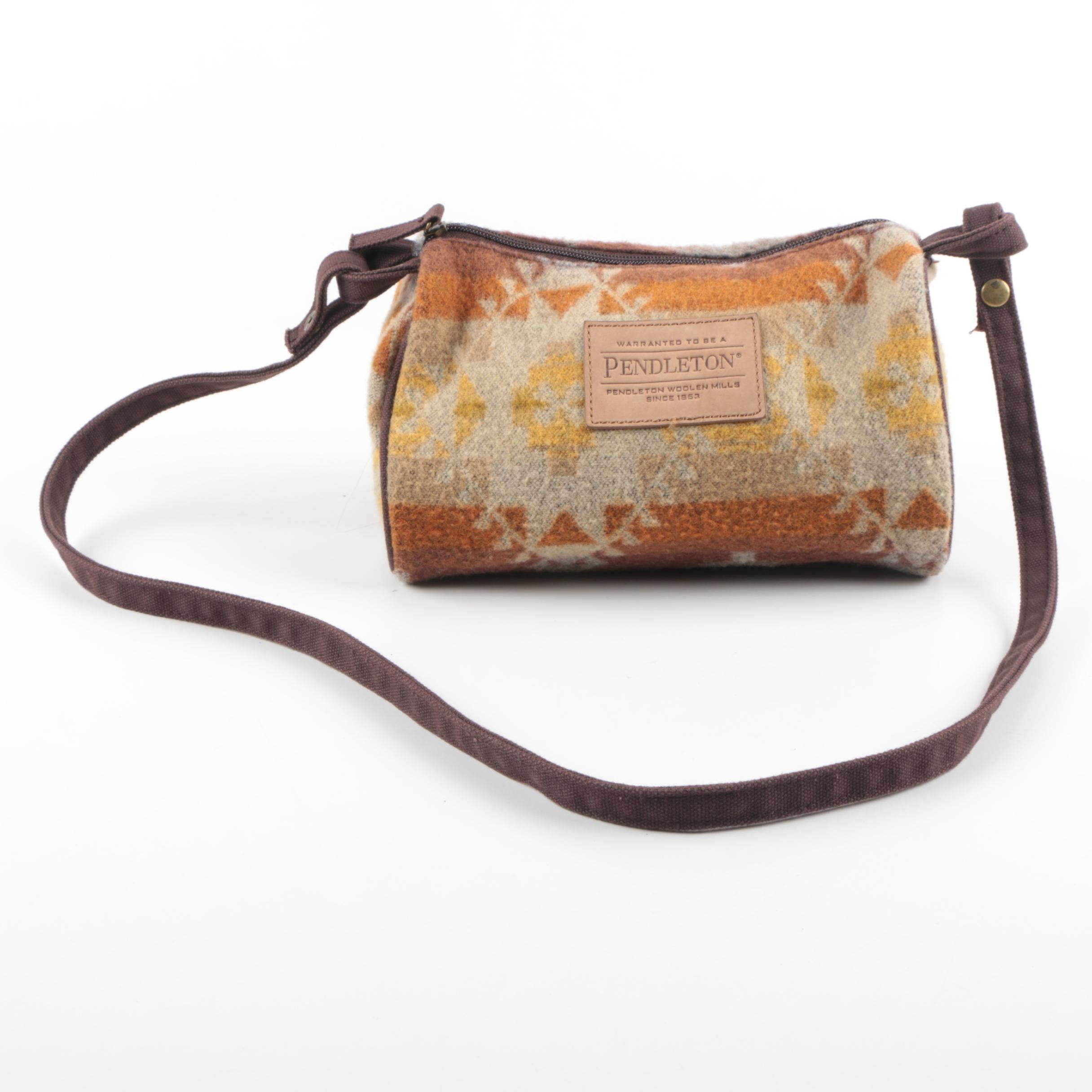 Pendleton Wool Shoulder Bag