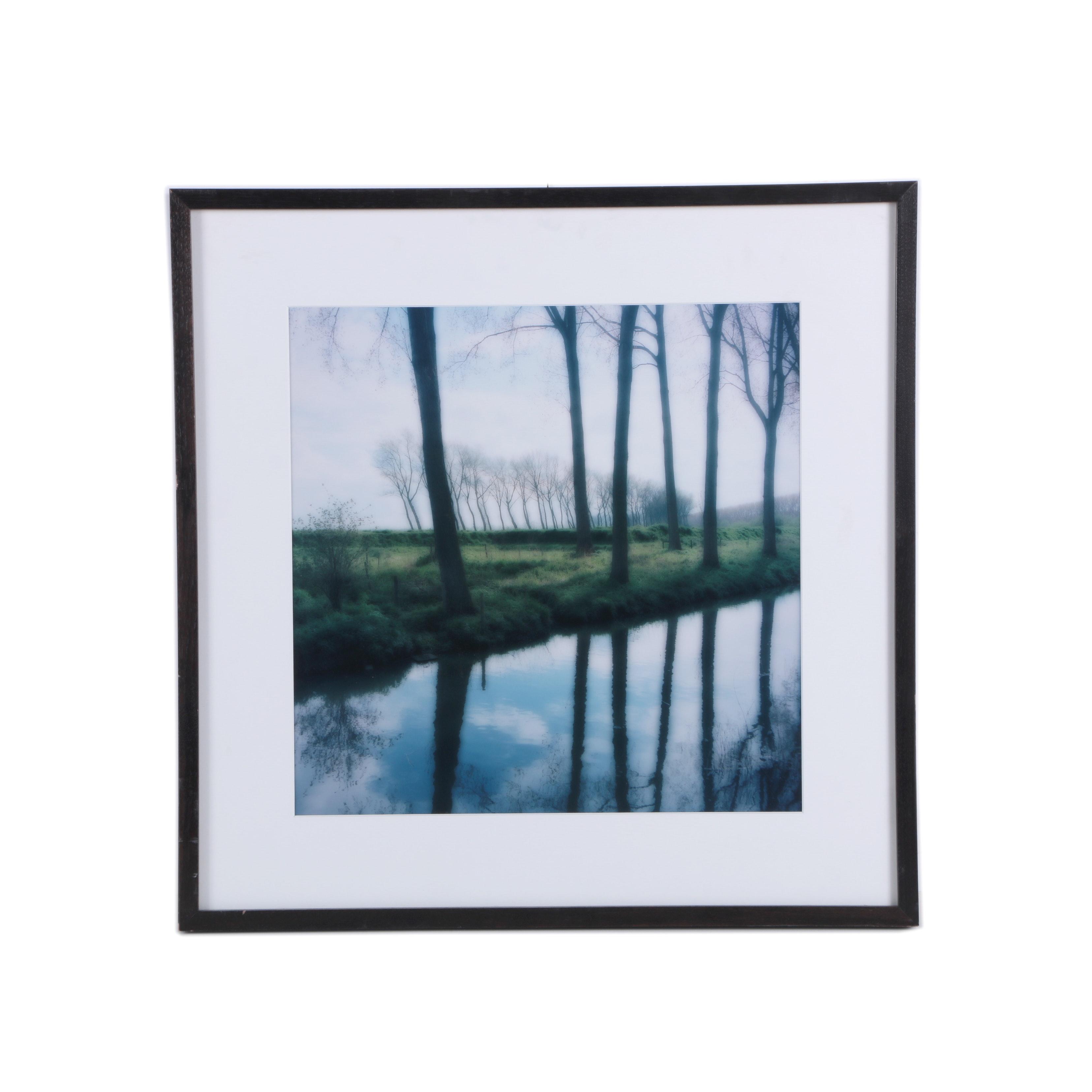 "Limited Edition Chromogenic Print After Lynn Geesaman ""Damme, Belgium, 2004"""