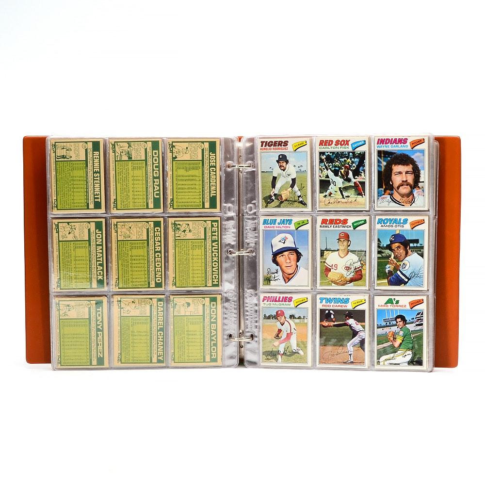 1977 O-Pee-Chee Baseball Set