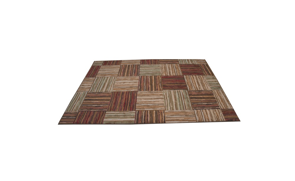 """Power-Loomed """"Freeway"""" Area Rug by Mohawk Home"""