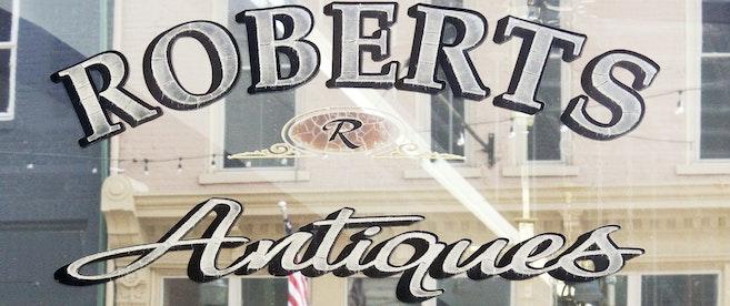 Roberts' Antiques, Lexington, KY