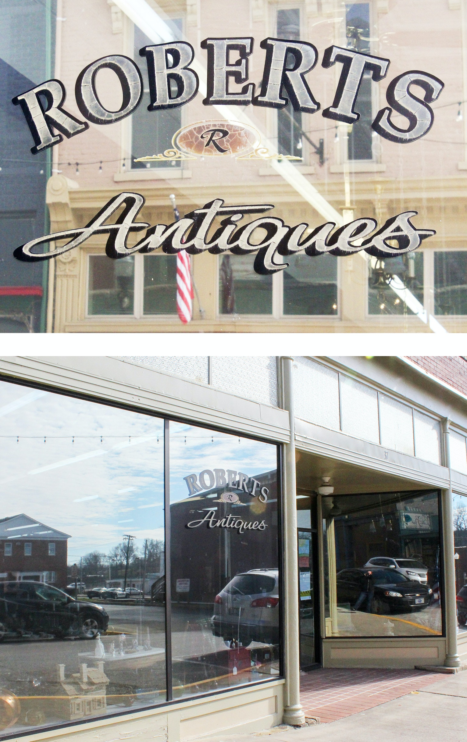 Roberts' Antiques, Lexington, KY