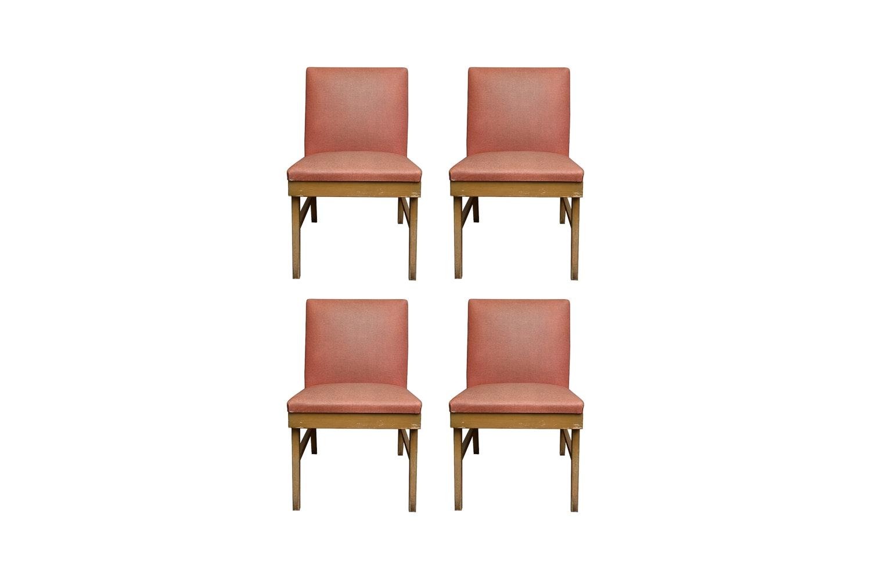 Mid Century Modern Slipper Chairs ...