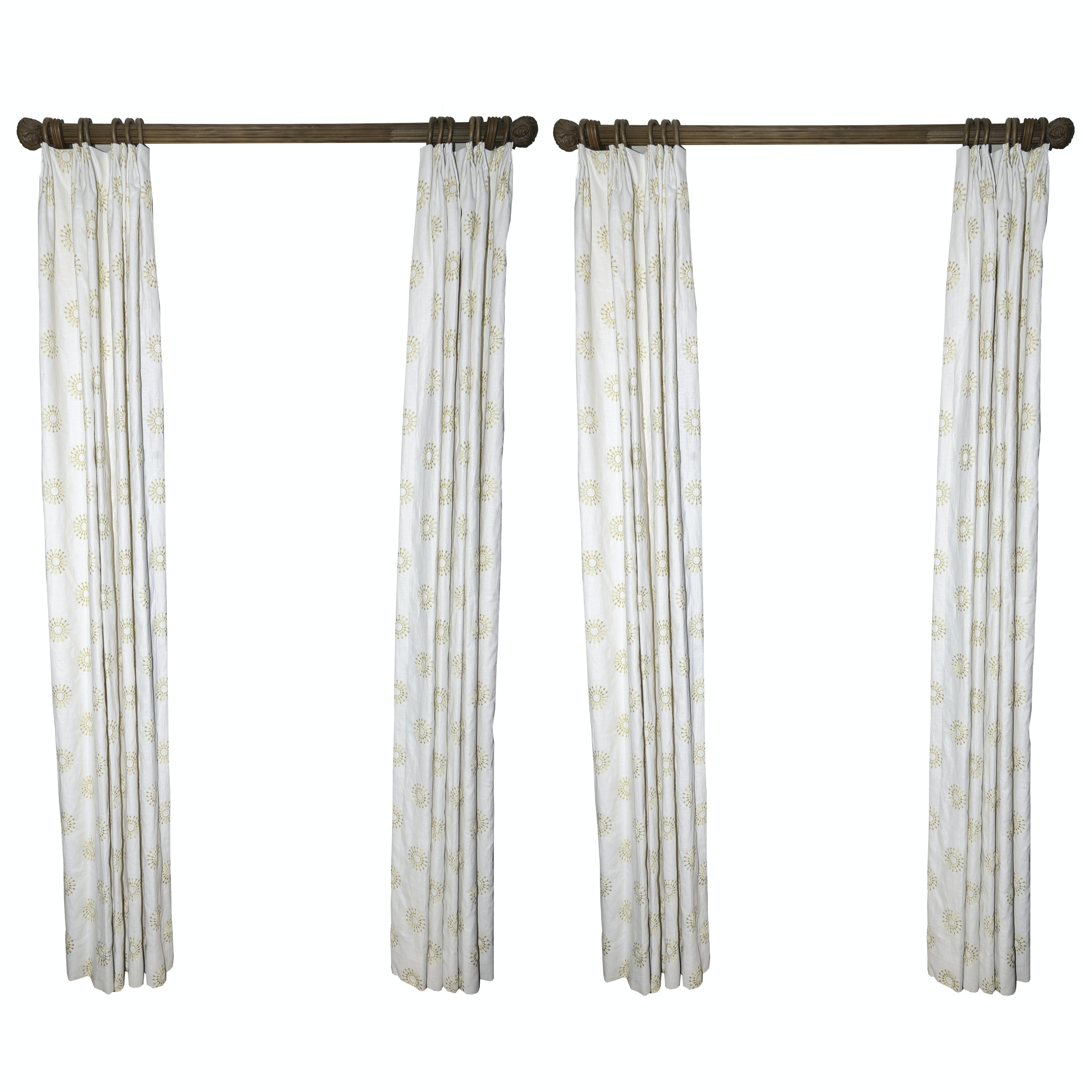 Draperies and Curtain Rods
